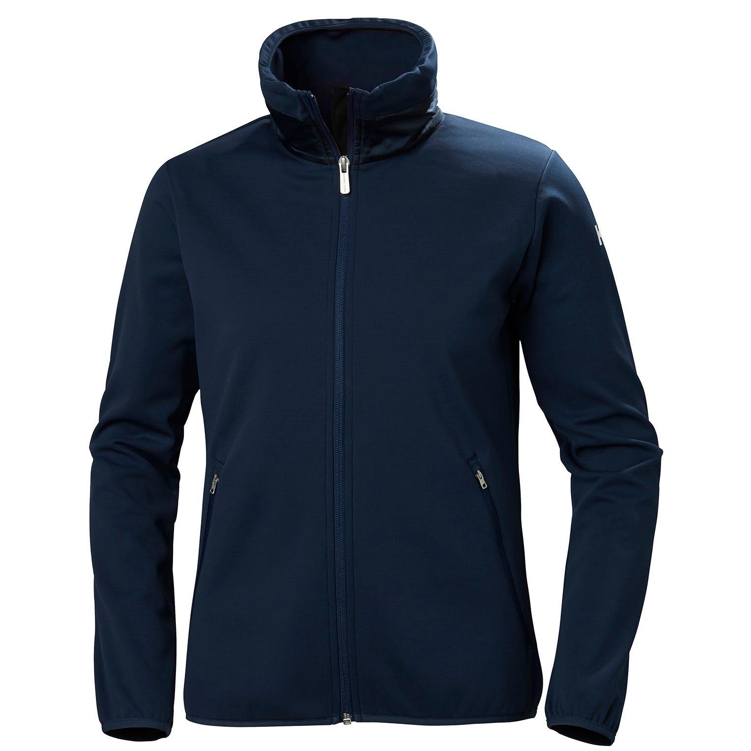 Helly Hansen Womens Naiad Warm Fleece Jacket Navy S