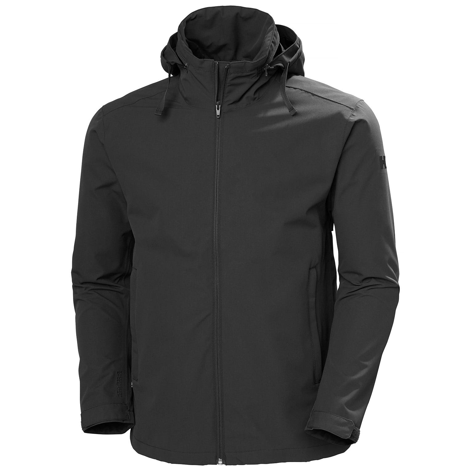 Helly Hansen Mens Mono Material Waterproof Rain Jacket XXL