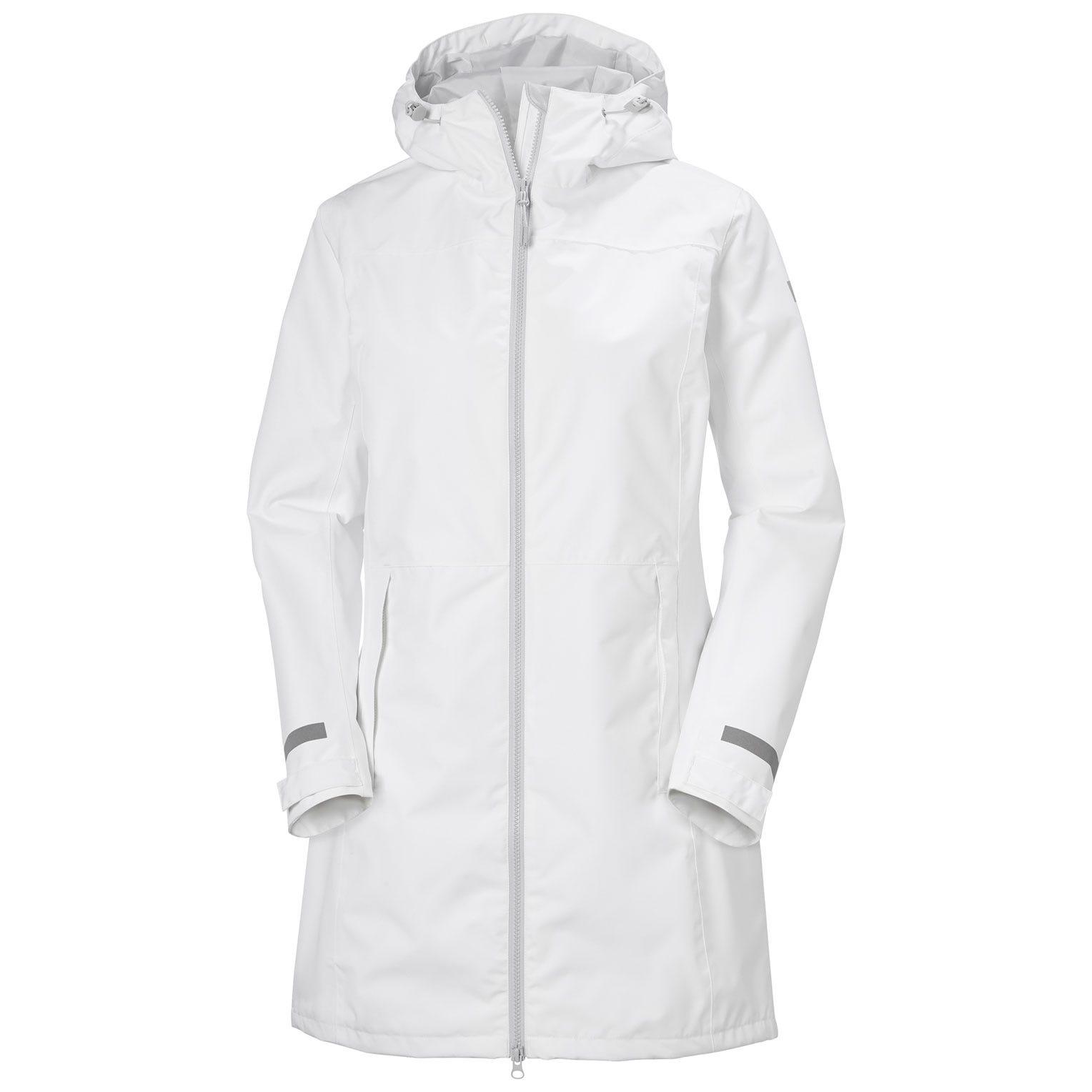 Helly Hansen Womens Lisburn Waterproof Urban Raincoat M