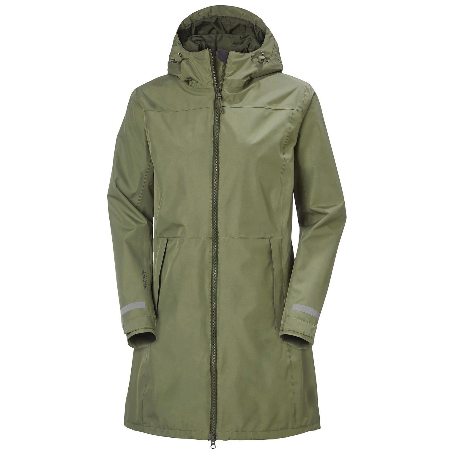 Helly Hansen Womens Lisburn Waterproof Urban Raincoat XL