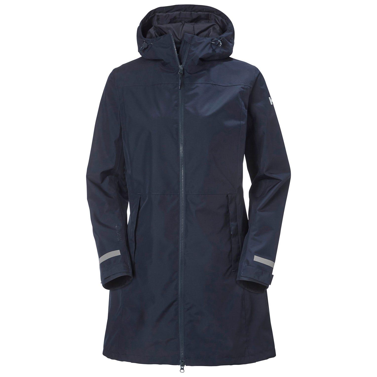 Helly Hansen Womens Lisburn Waterproof Urban Raincoat XS
