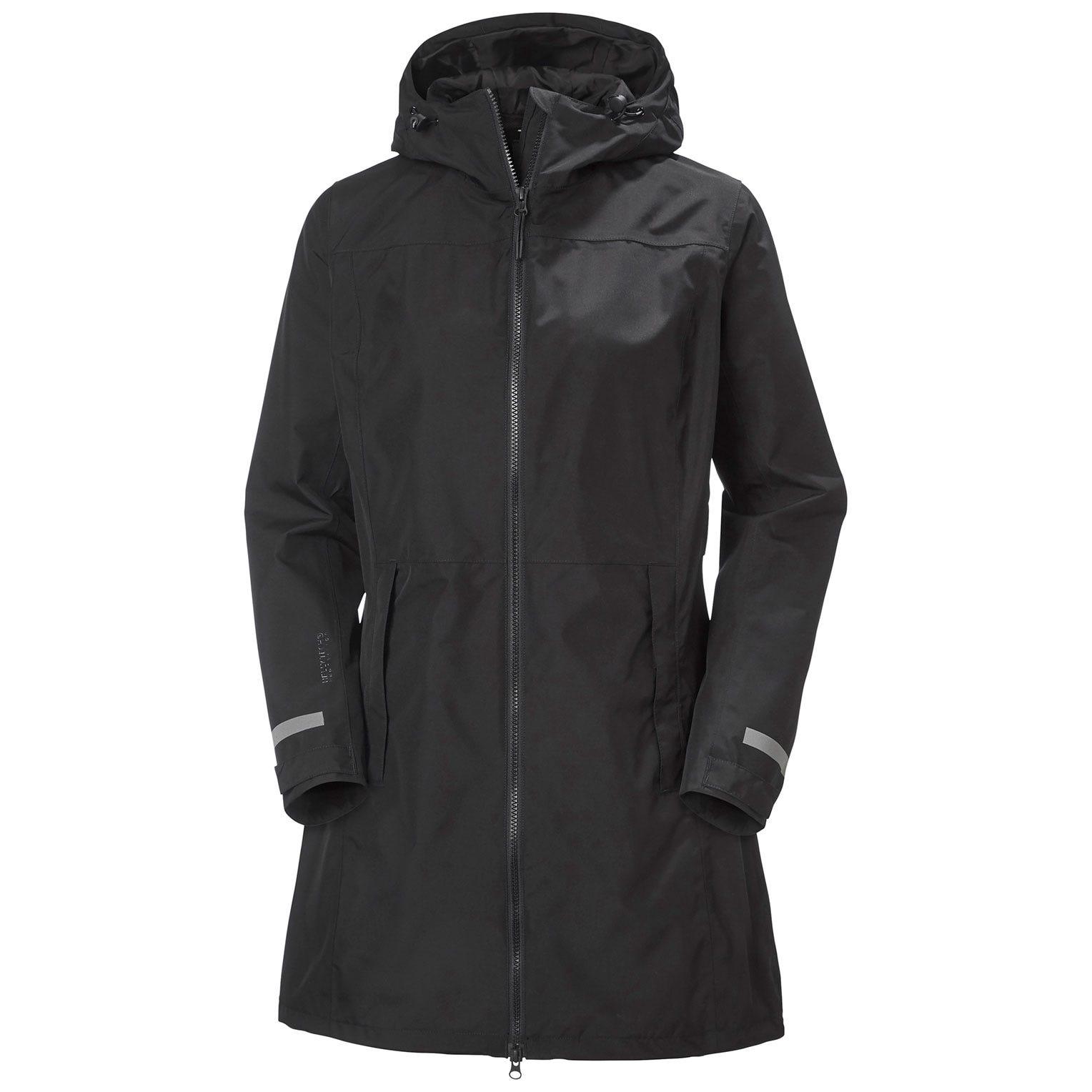 Helly Hansen Womens Lisburn Waterproof Urban Raincoat L
