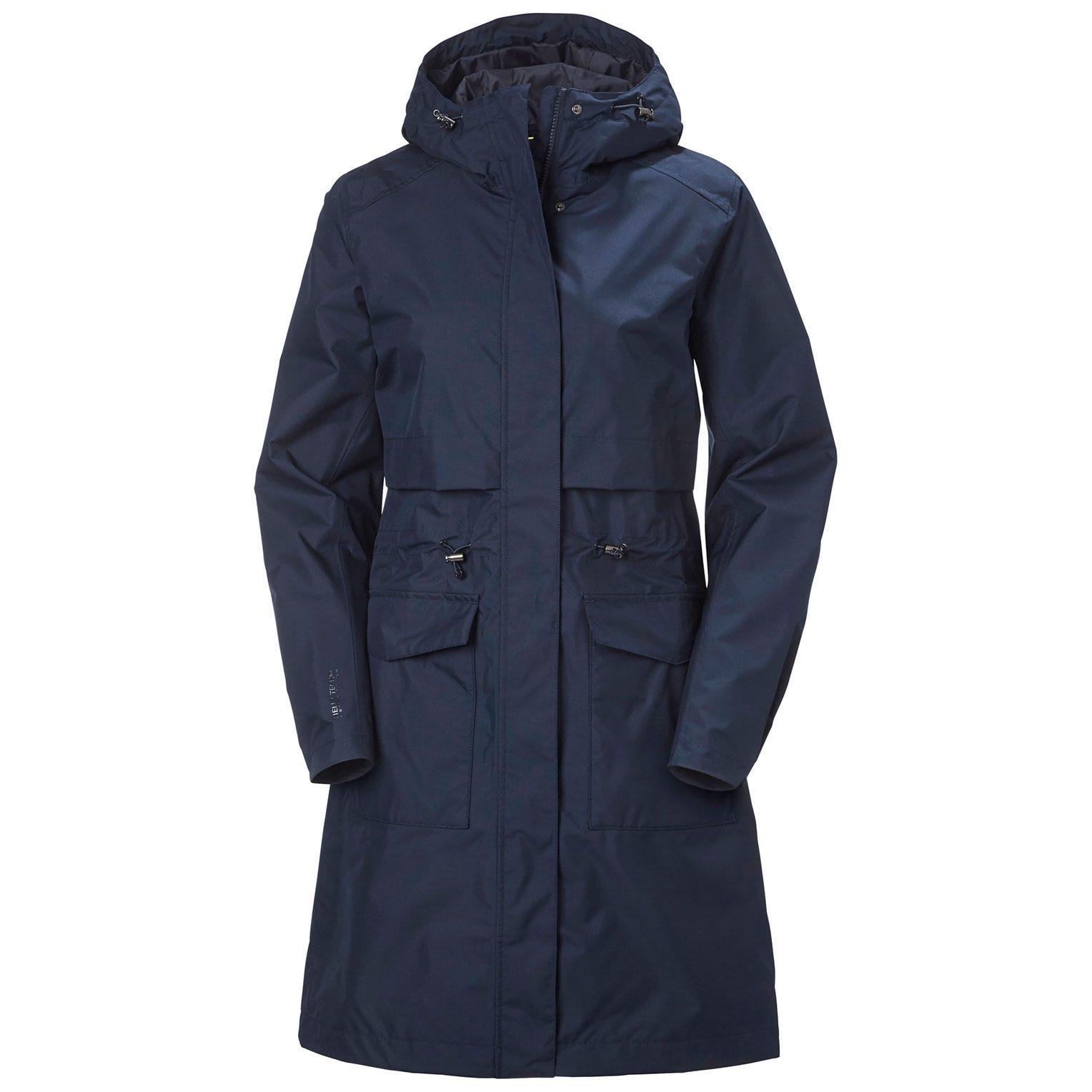 Helly Hansen Womens Lynnwood Breathable Outdoor Raincoat XS