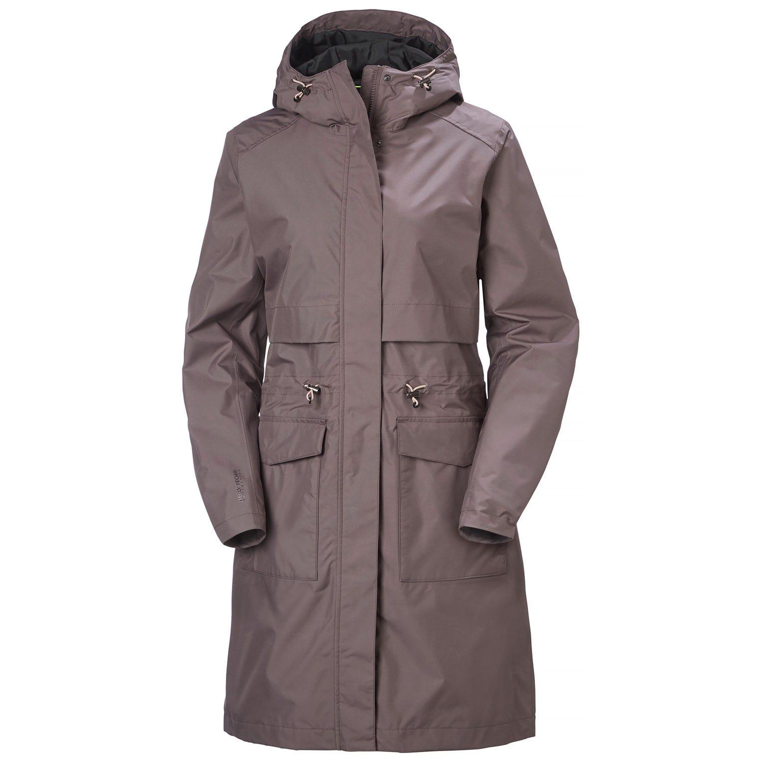 Helly Hansen Womens Lynnwood Breathable Outdoor Raincoat M
