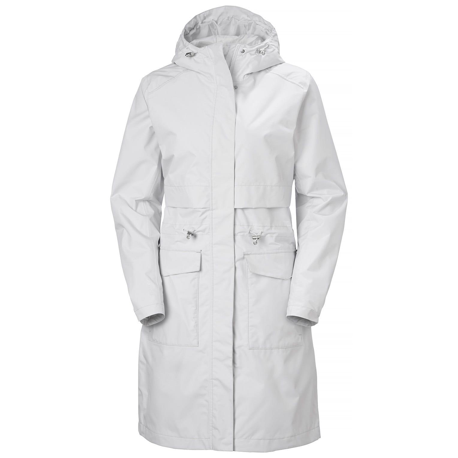 Helly Hansen Womens Lynnwood Breathable Outdoor Raincoat L