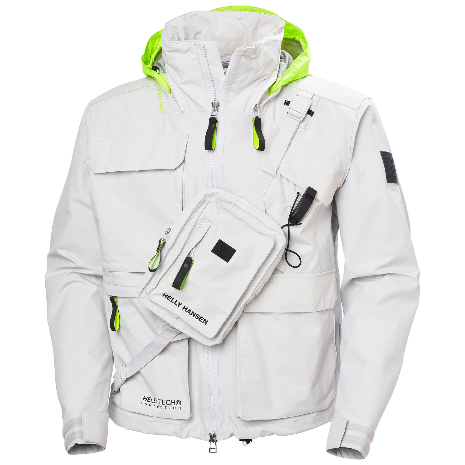 Helly Hansen Mens Hh Arc S21 Ocean 3l Waterproof Jacket M