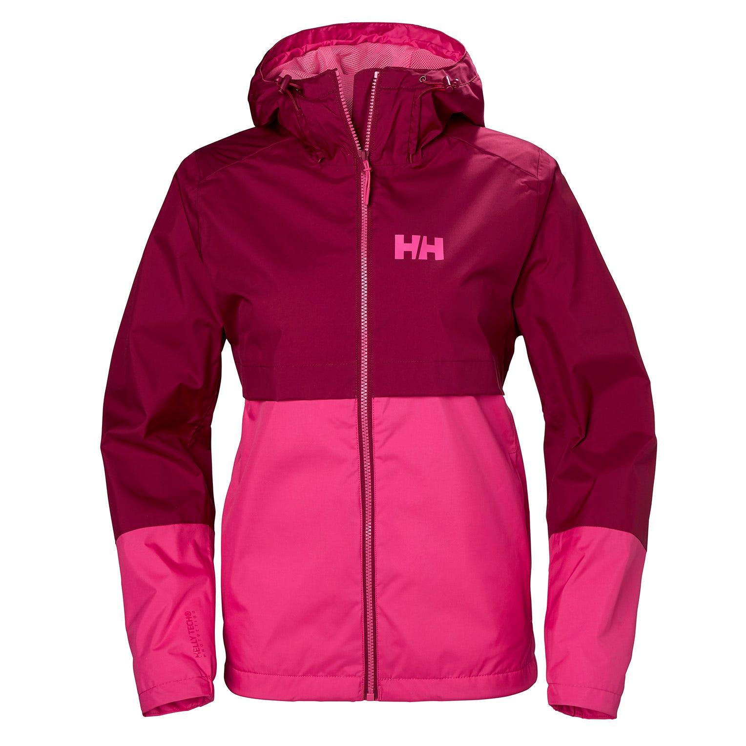 Helly Hansen W Aran Jacket XL Purple