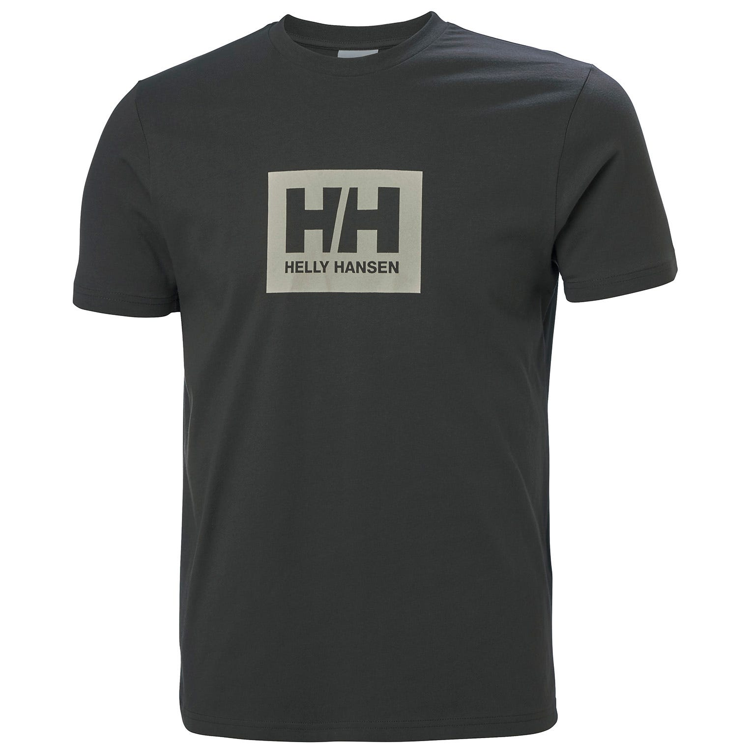 Helly Hansen Mens Hh Box Soft Cotton Tshirt   XL Green
