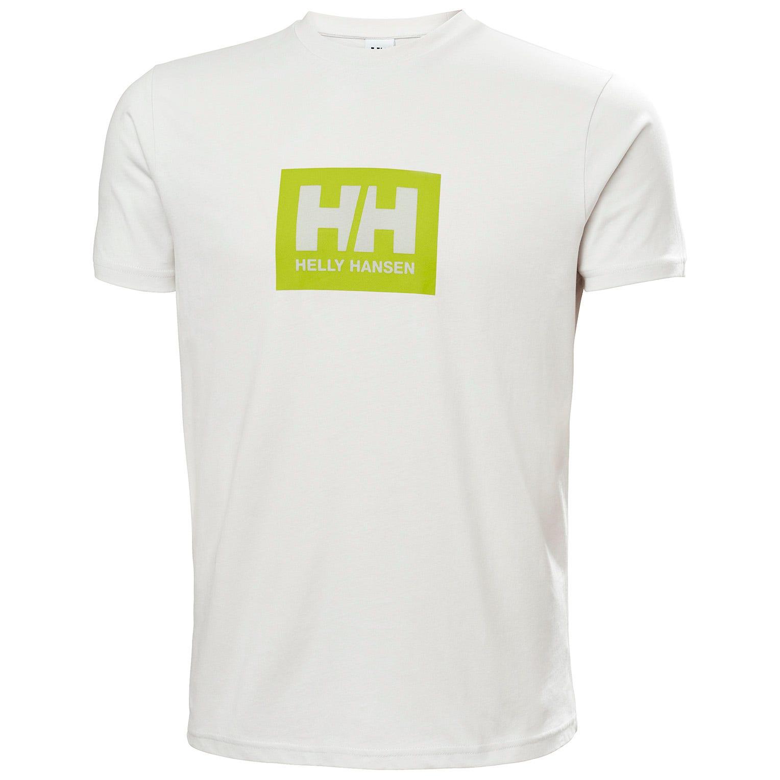 Helly Hansen Mens Hh Box Soft Cotton Tshirt   XL