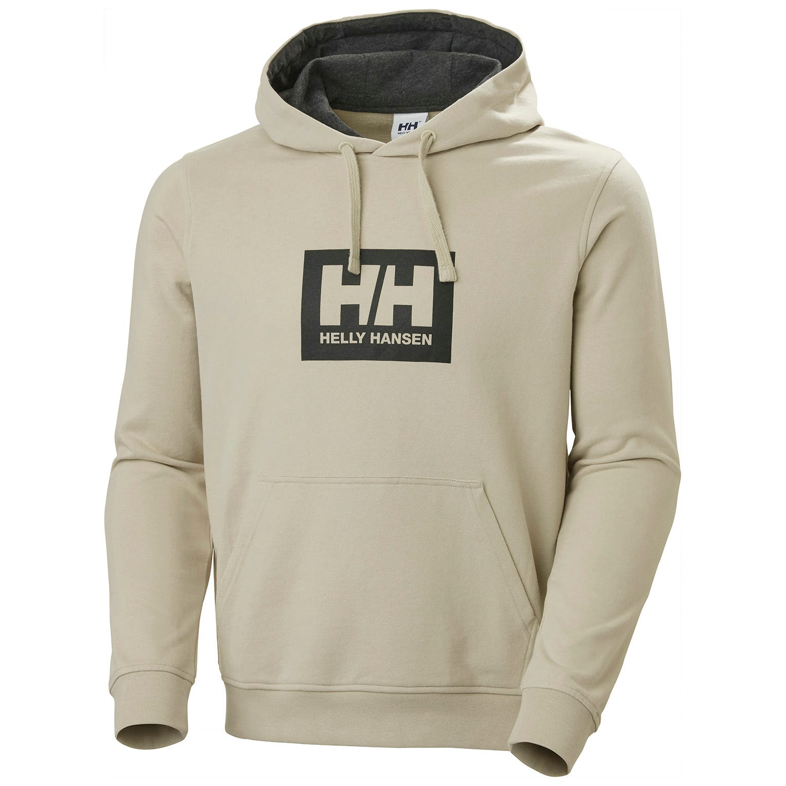 Helly Hansen Crew Hooded Jacket White Xxl