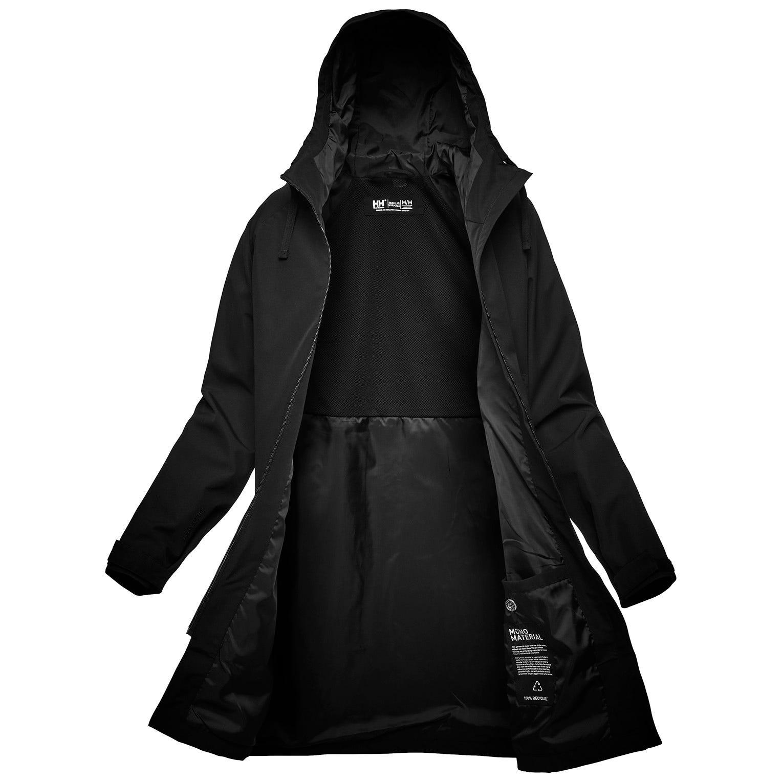 Helly Hansen Womens Mono Material Waterproof Raincoat XL