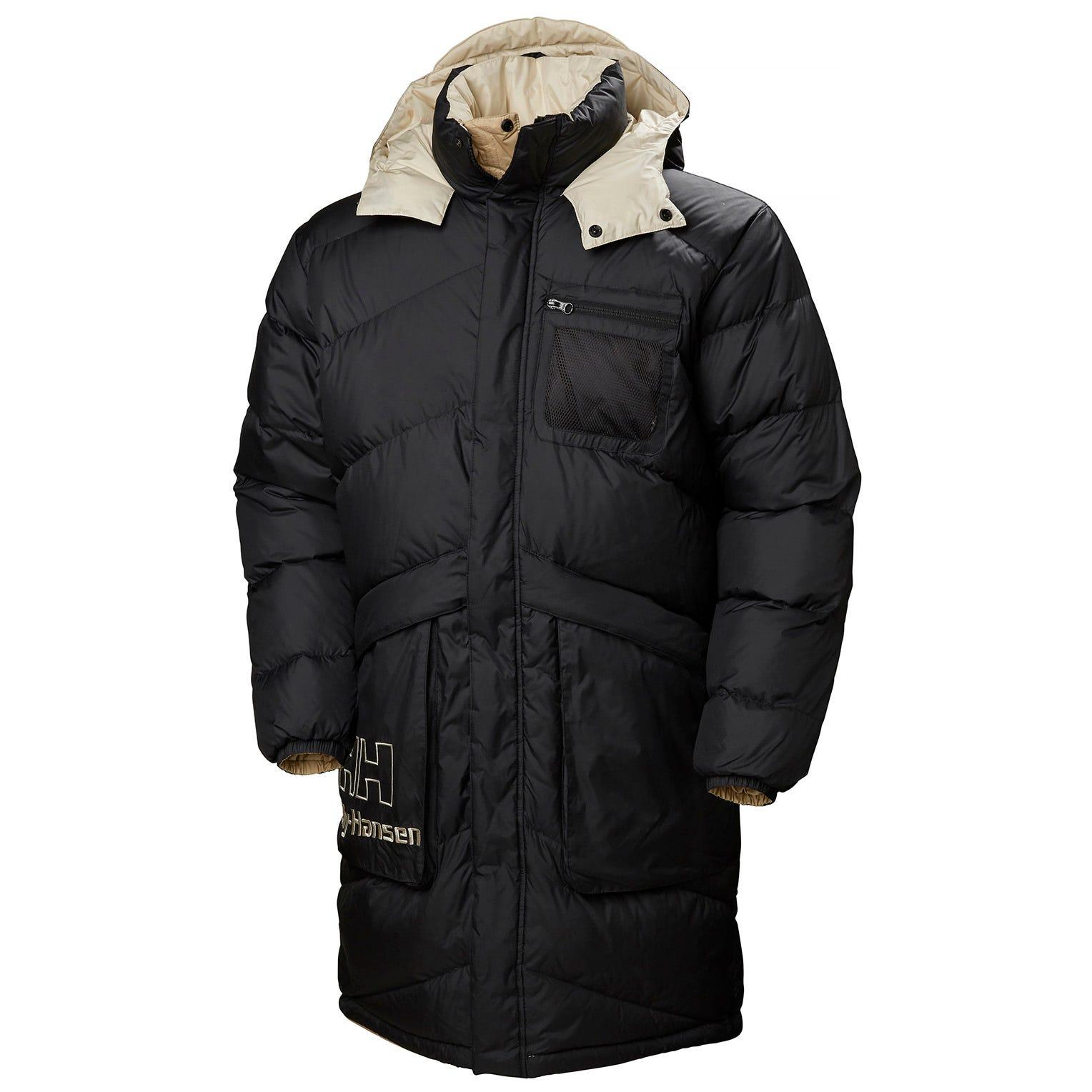 Helly Hansen Heritage Reversible Puffer Coat Black M