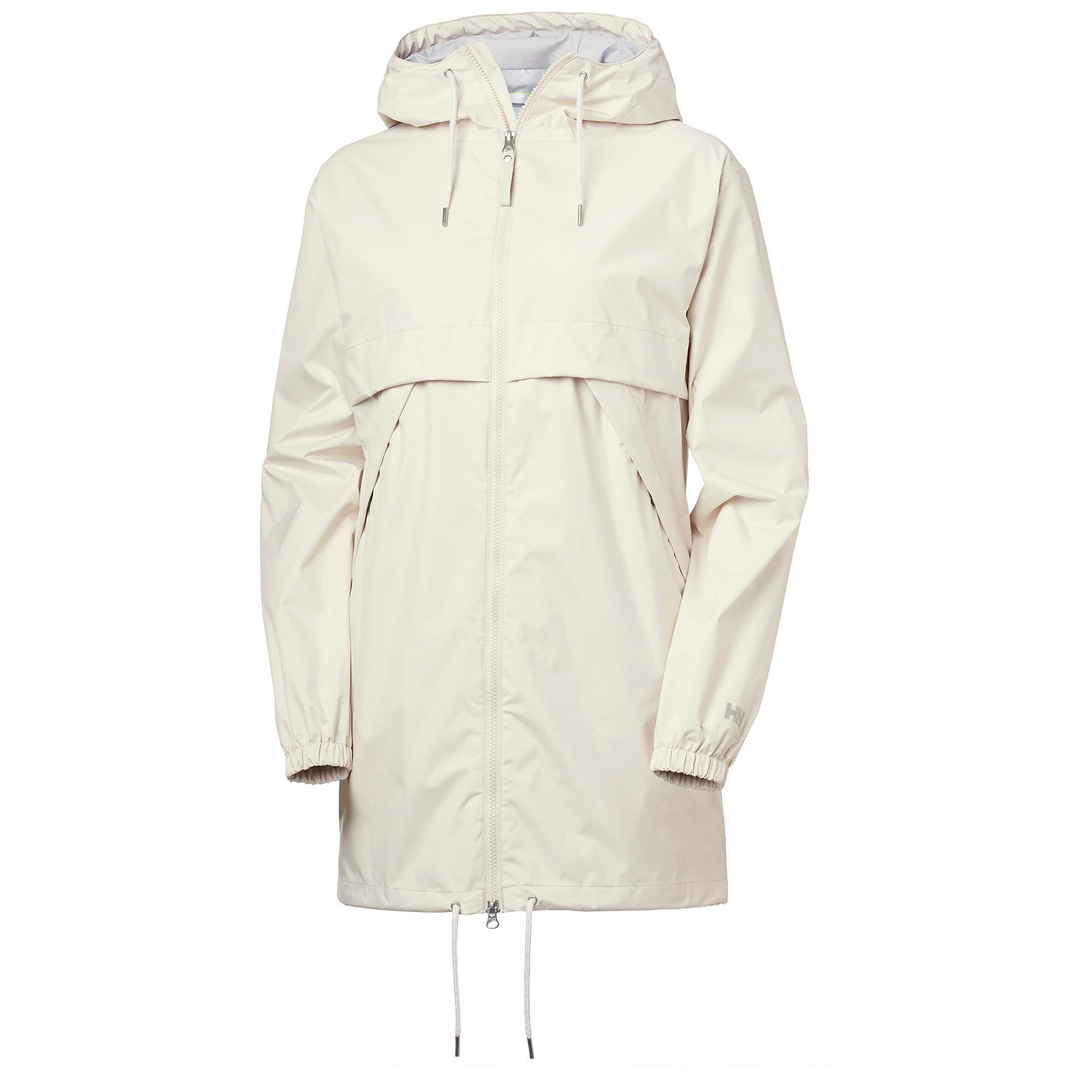 Helly Hansen Womens Jpn Raincoat White XL