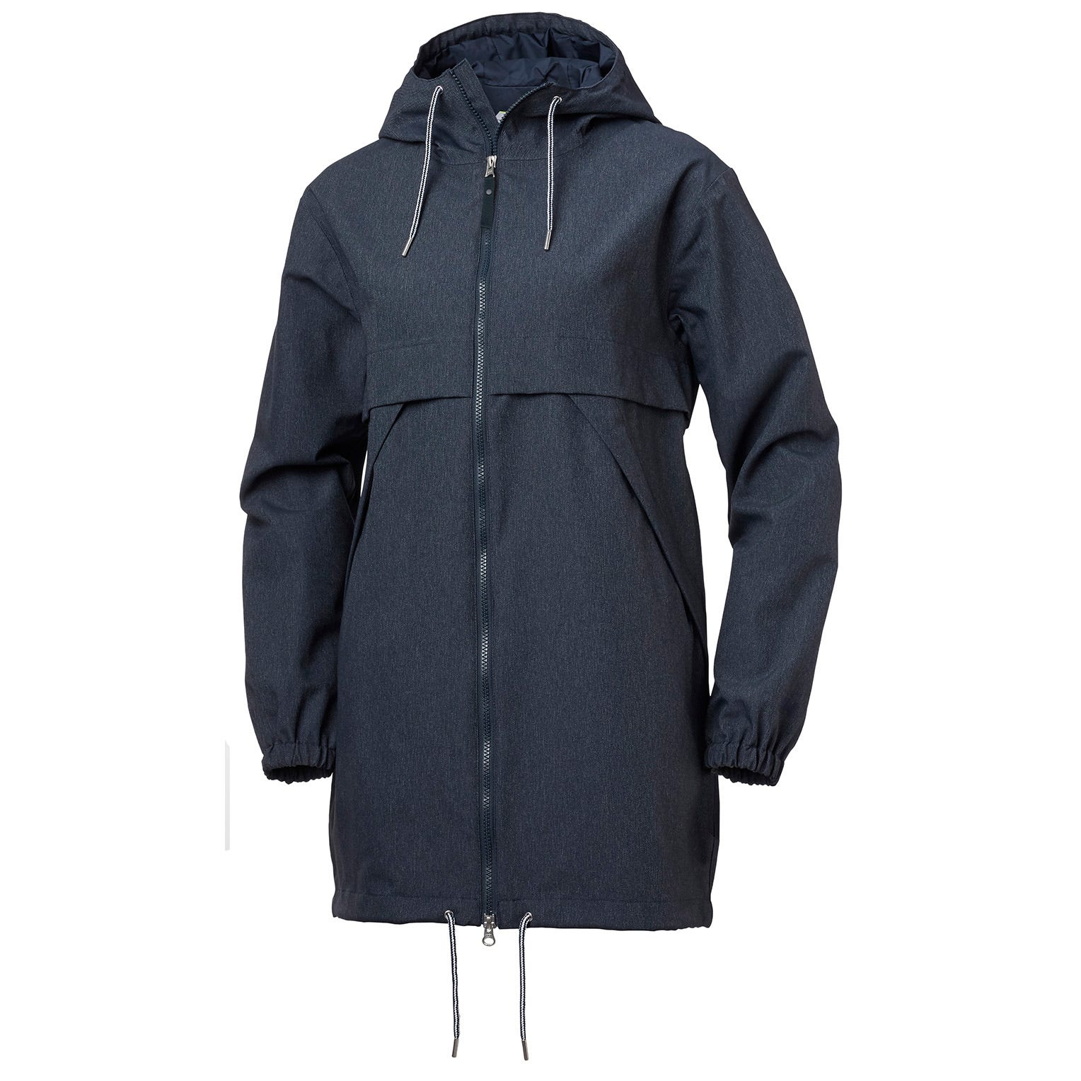 Helly Hansen Womens Jpn Raincoat Navy XS
