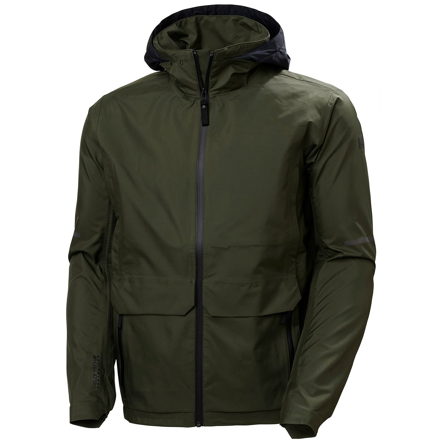 Edge 3l Jacket | Active Lifestyle Breathable Gb Helly Hansen Mens Green S