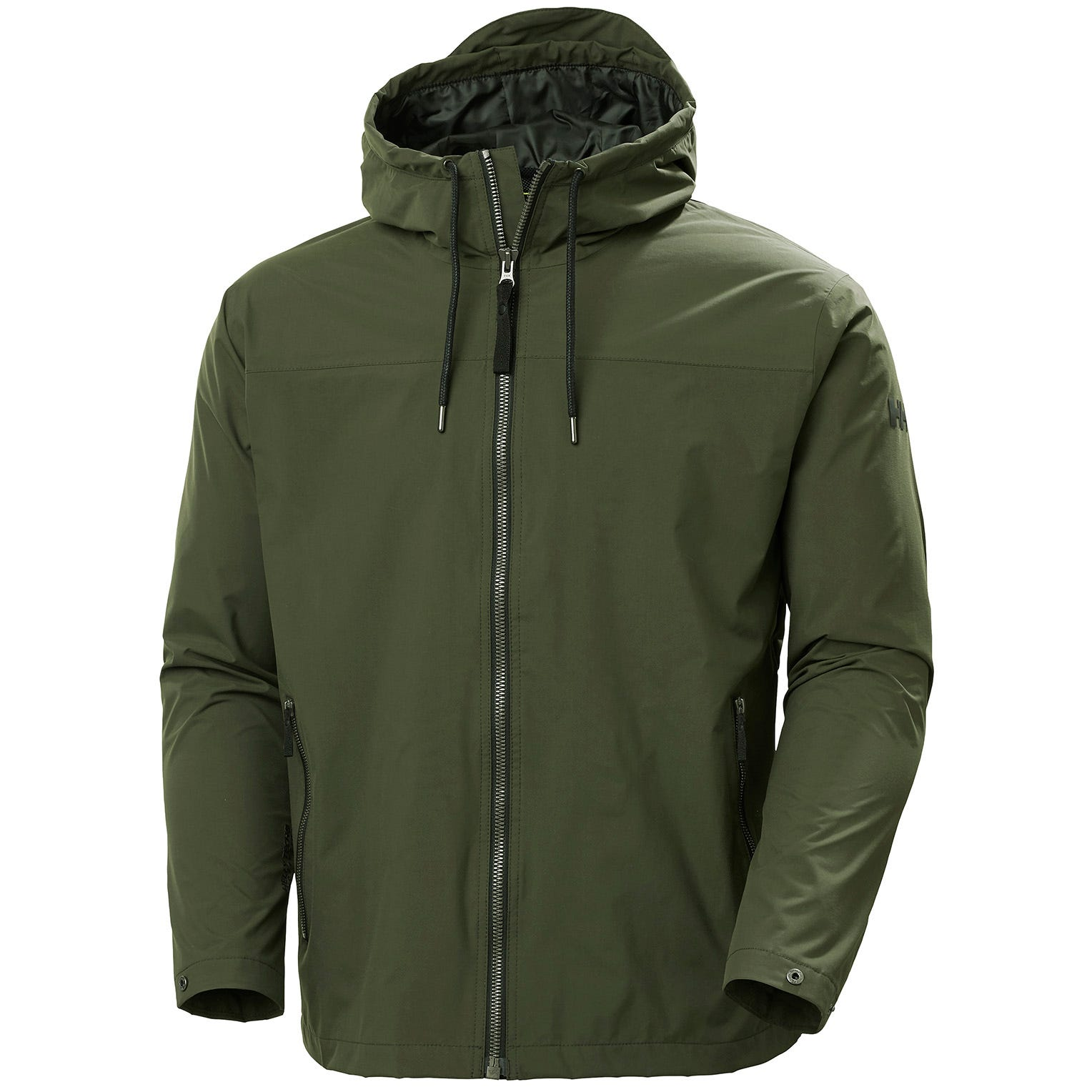 Urban Rain Jacket | Breathable For Summer Days Gb Helly Hansen Mens Green XL