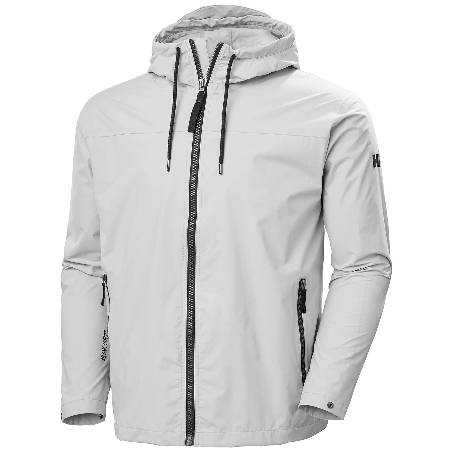 Urban Rain Jacket | Breathable For Summer Days Gb Helly Hansen Mens Grey M