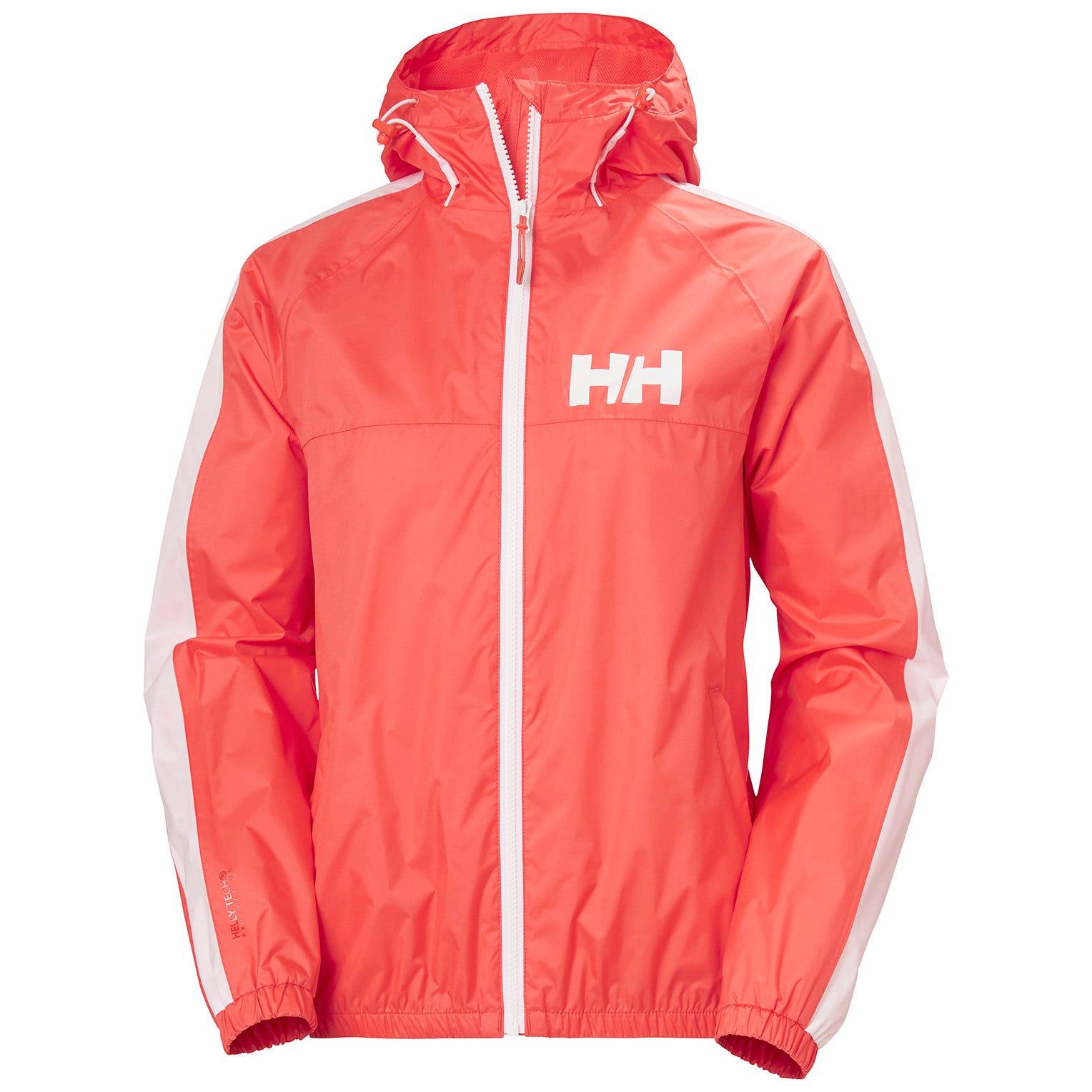Helly Hansen Womens Vista Packable Jacket L