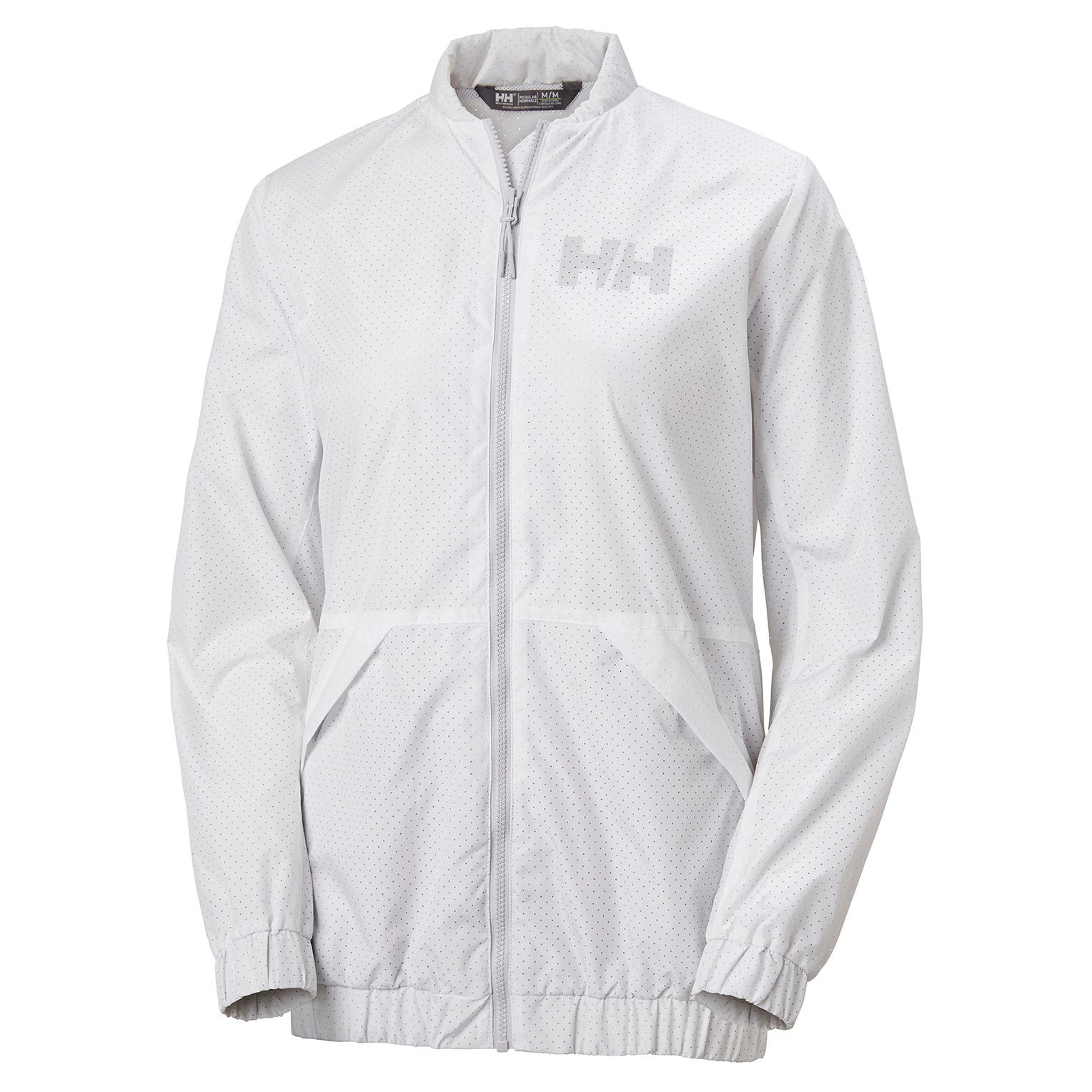 W Scape Long Jacket | Womens Summer Bomber Gb Helly Hansen White XL