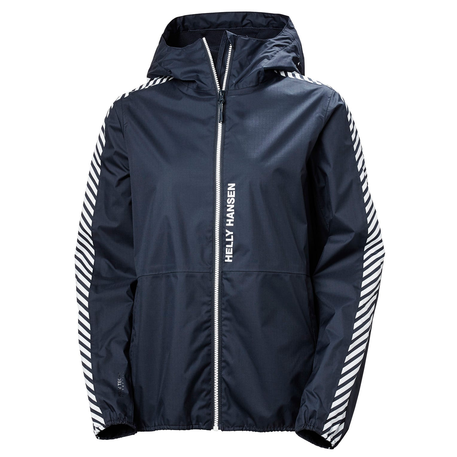 W Vector Packable Jacket | Womens Spring Summer Gb Helly Hansen Navy M