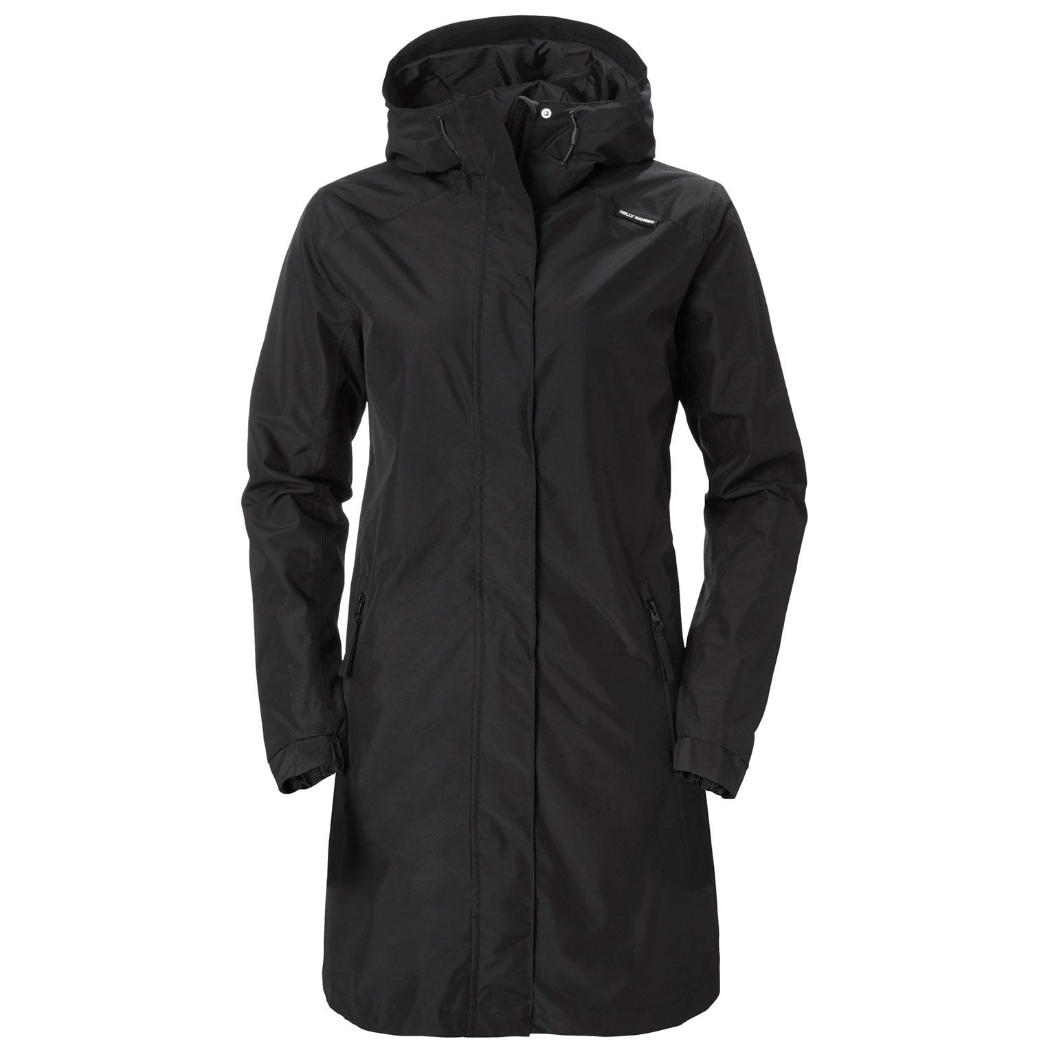 Helly Hansen Women Valkyrie Soft Fleece Rain Jacket Black XS
