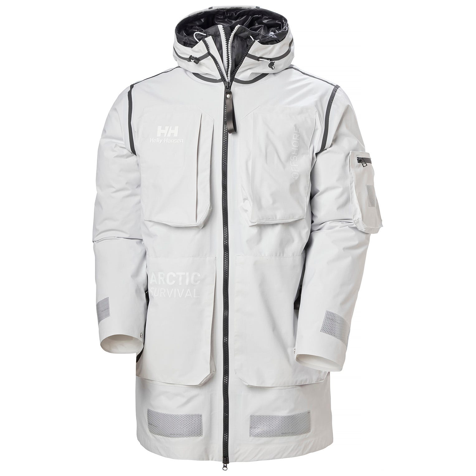 Helly Hansen Arc Survival 3 In 1 Coat Parka White S