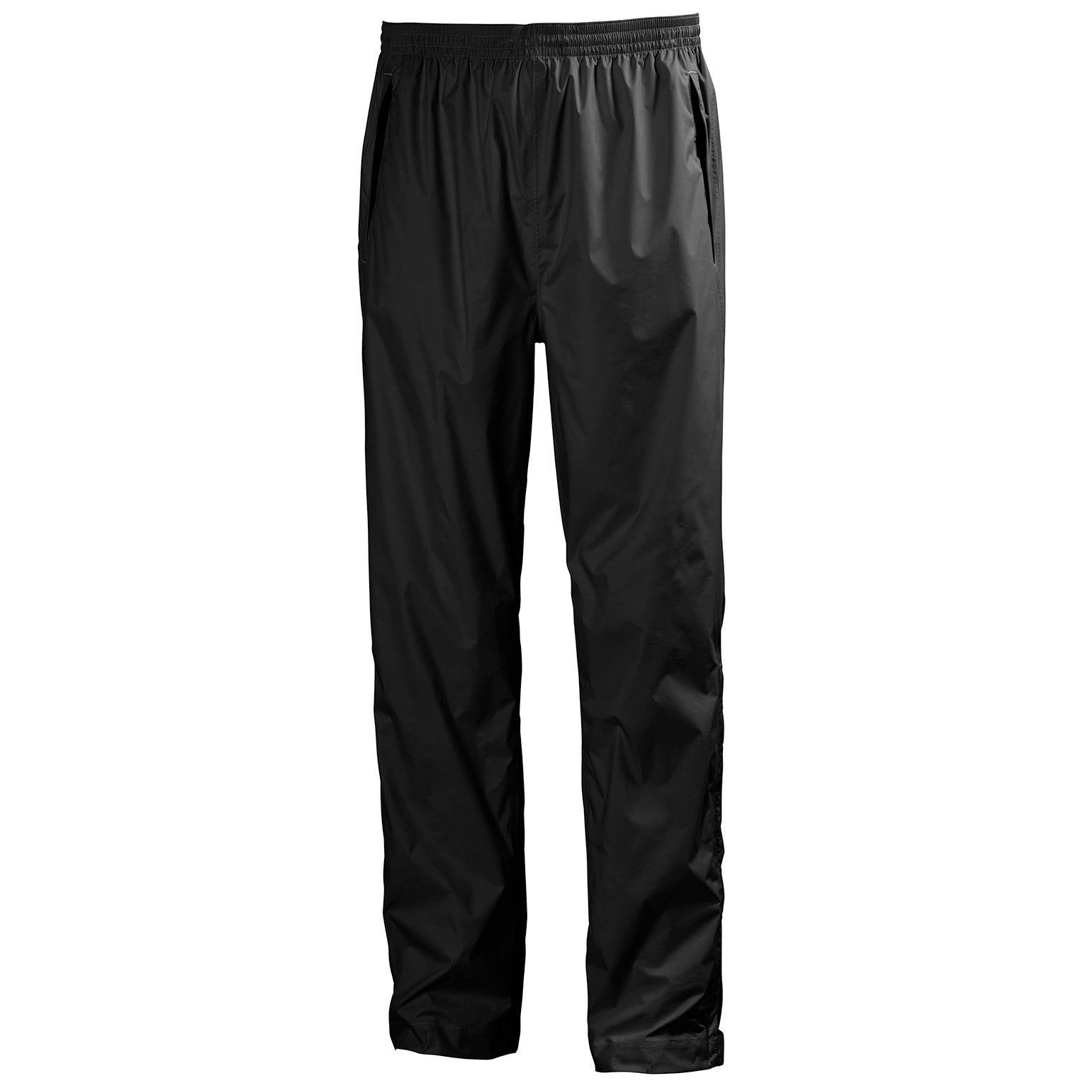 Helly Hansen Mens Loke Trousers Hiking Trouser Black M