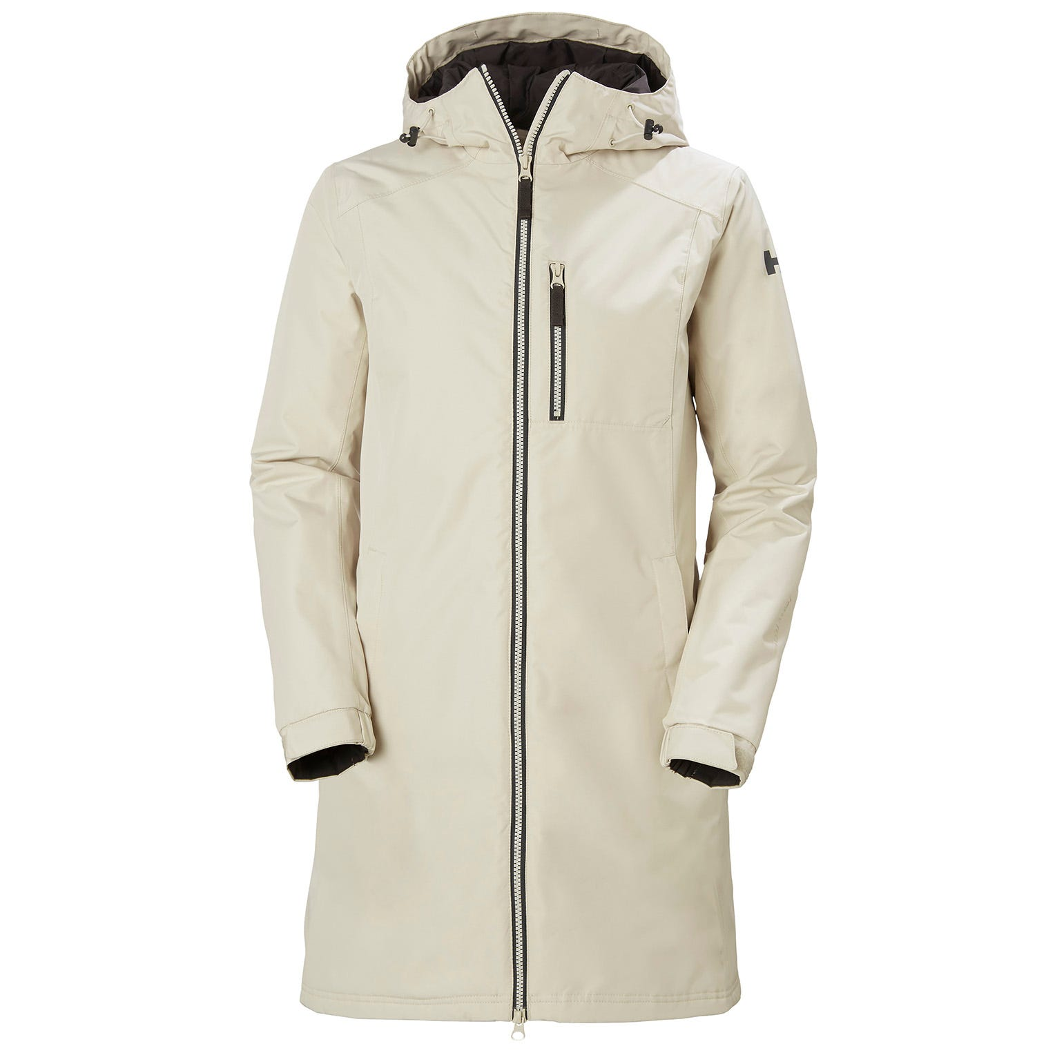 Helly Hansen Womens Long Belfast Winter Jacket Parka XS