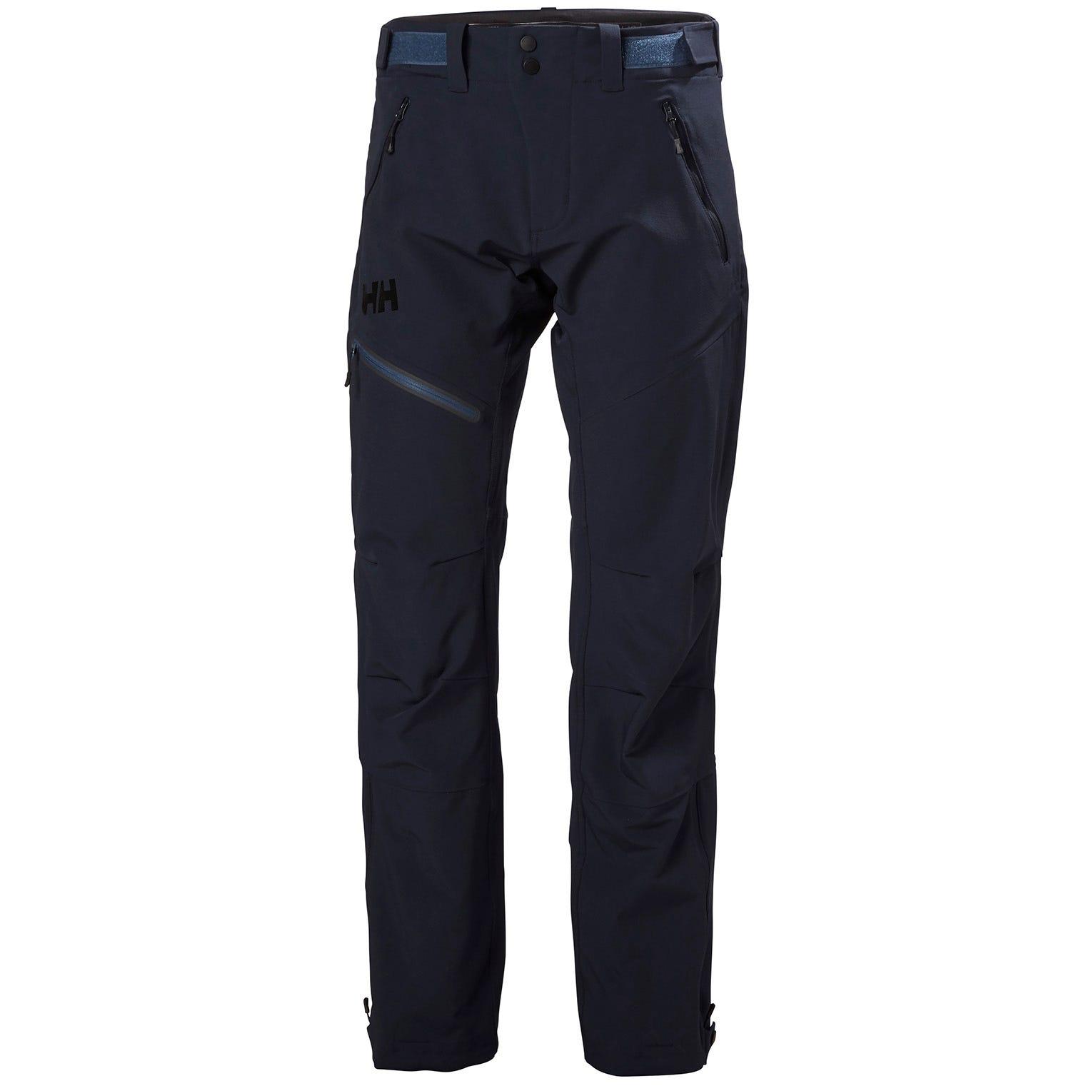 Helly Hansen Mens Odin Huginn Softshell Trousers Navy M