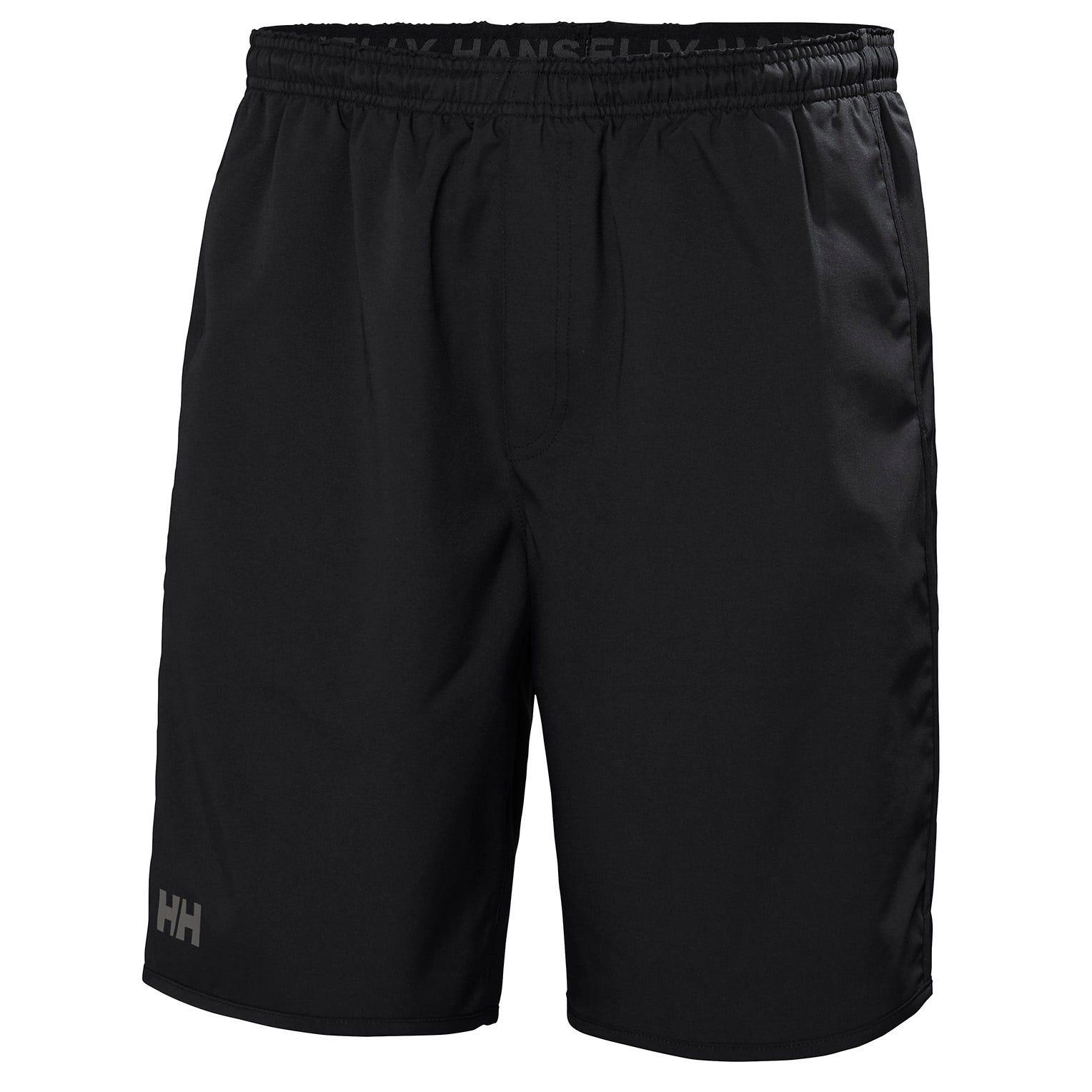 Helly Hansen Mens Rask Trail Shorts Hiking Trouser Black XXL