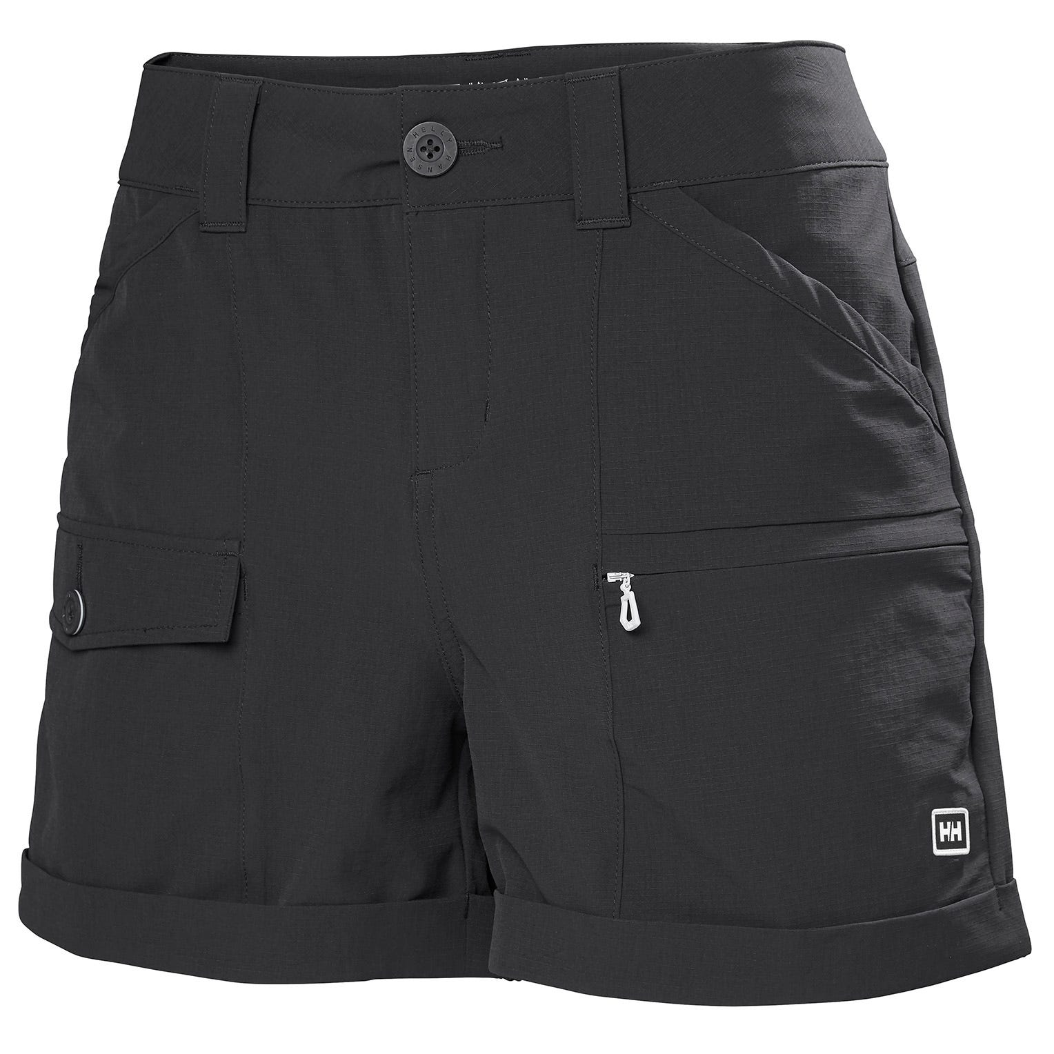 Helly Hansen Womens Maridalen Shorts Hiking Trouser Black XL