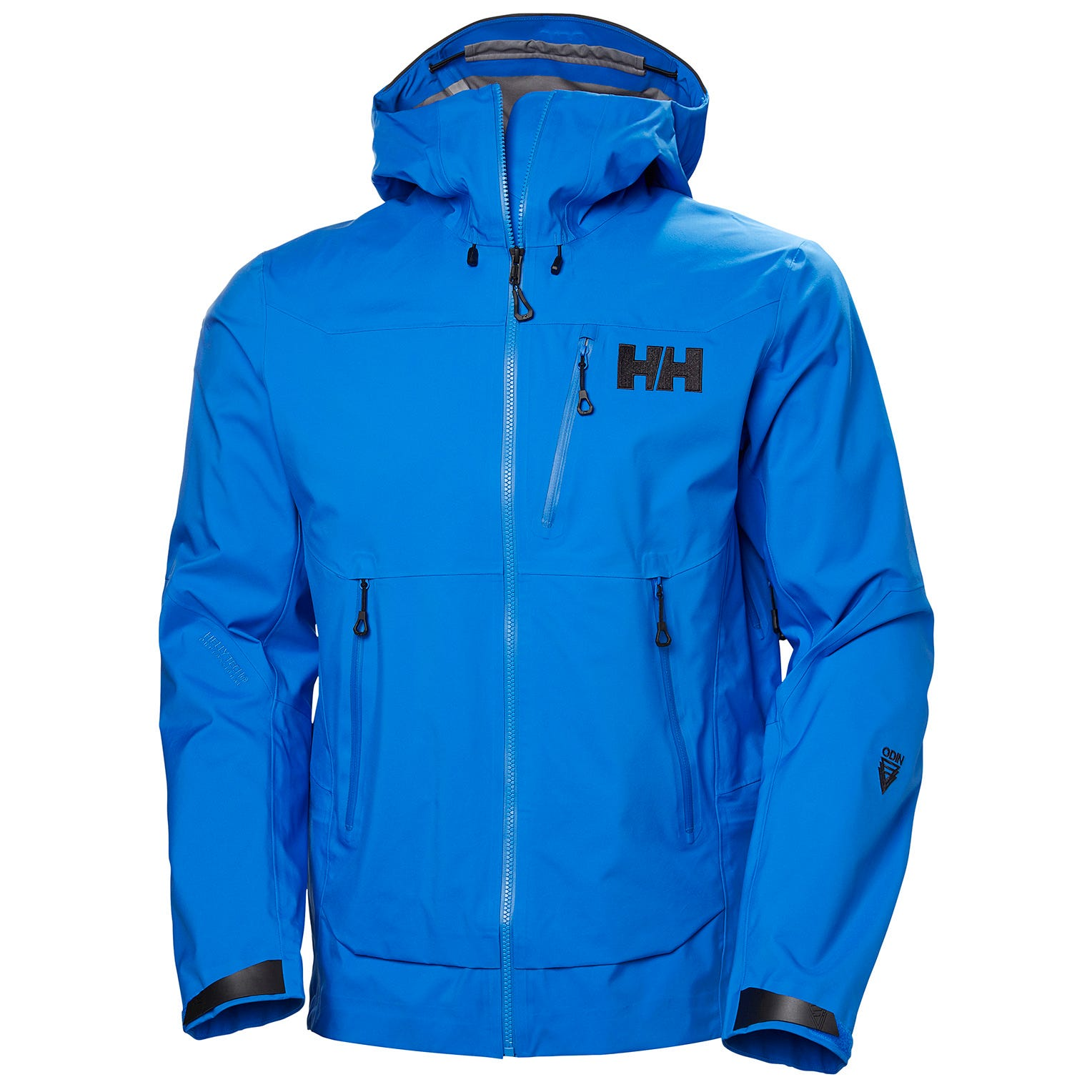 Helly Hansen Mens Odin Mountain 3l Shell Hiking Jacket Blue L