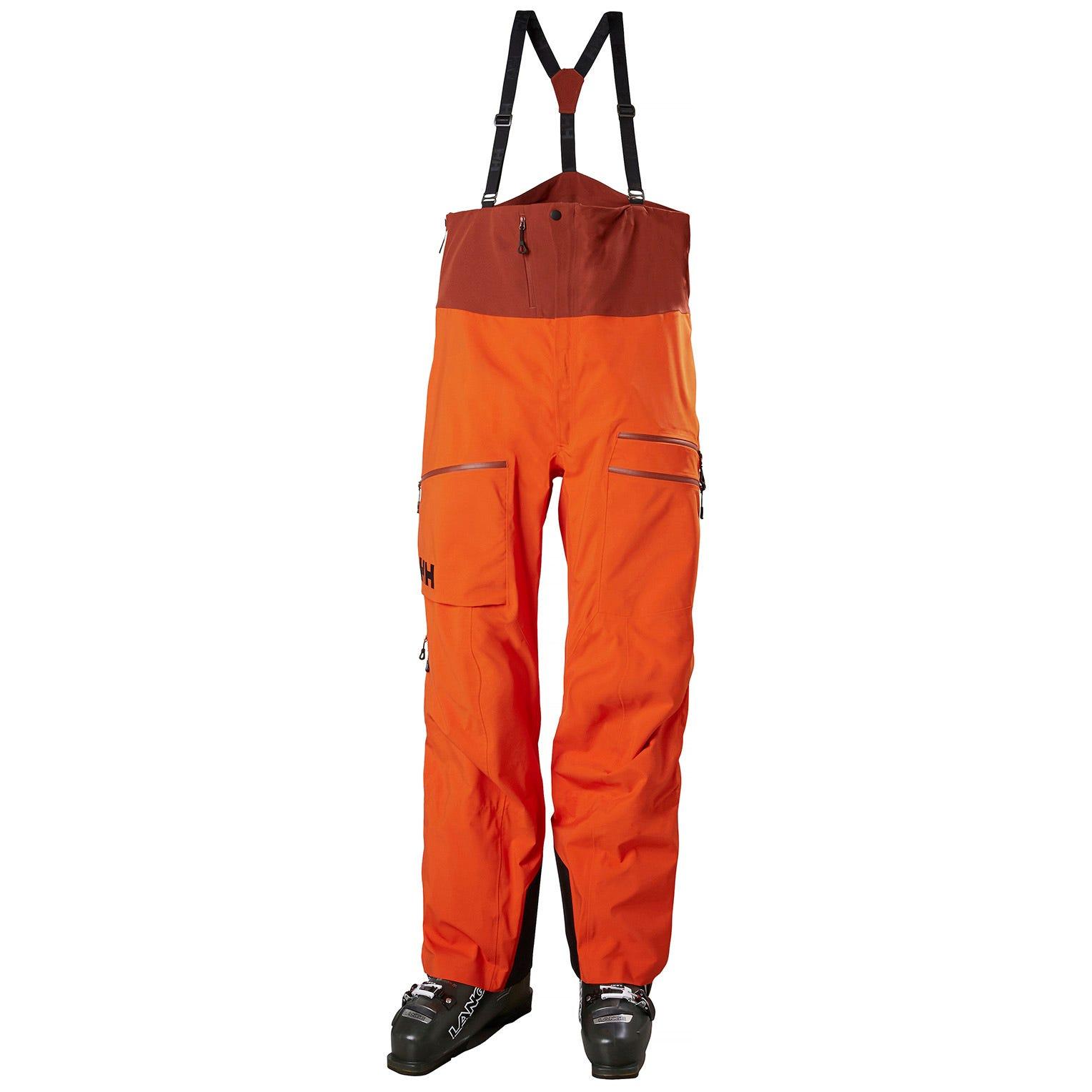 Helly Hansen Mens Odin Mountain 3l Shell Bib Hiking Trouser XL