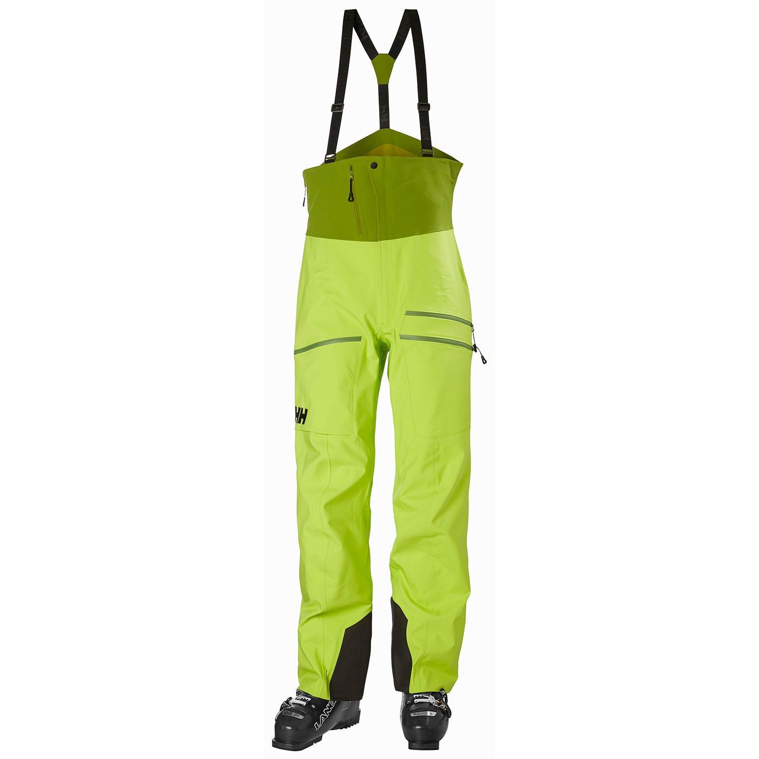 Helly Hansen Mens Hiking Trouser Green XL