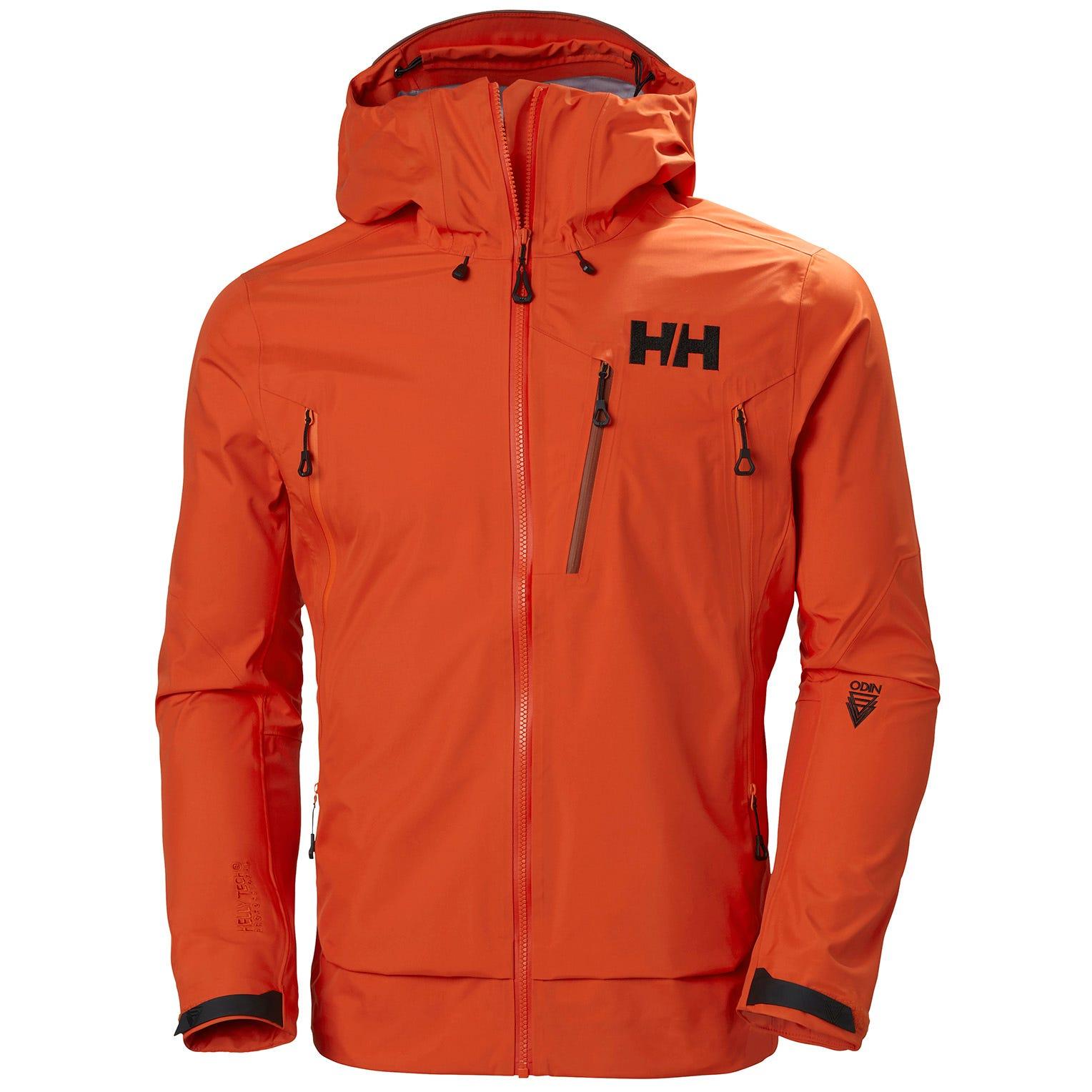 Helly Hansen Mens Odin 9 Worlds 2.0 Hiking Jacket XL