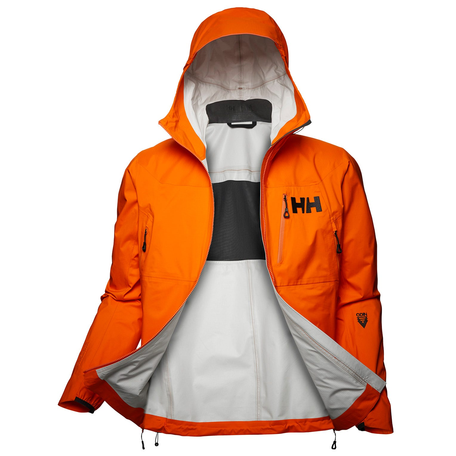 Helly Hansen Mens Odin 3d Air Shell Hiking Jacket M