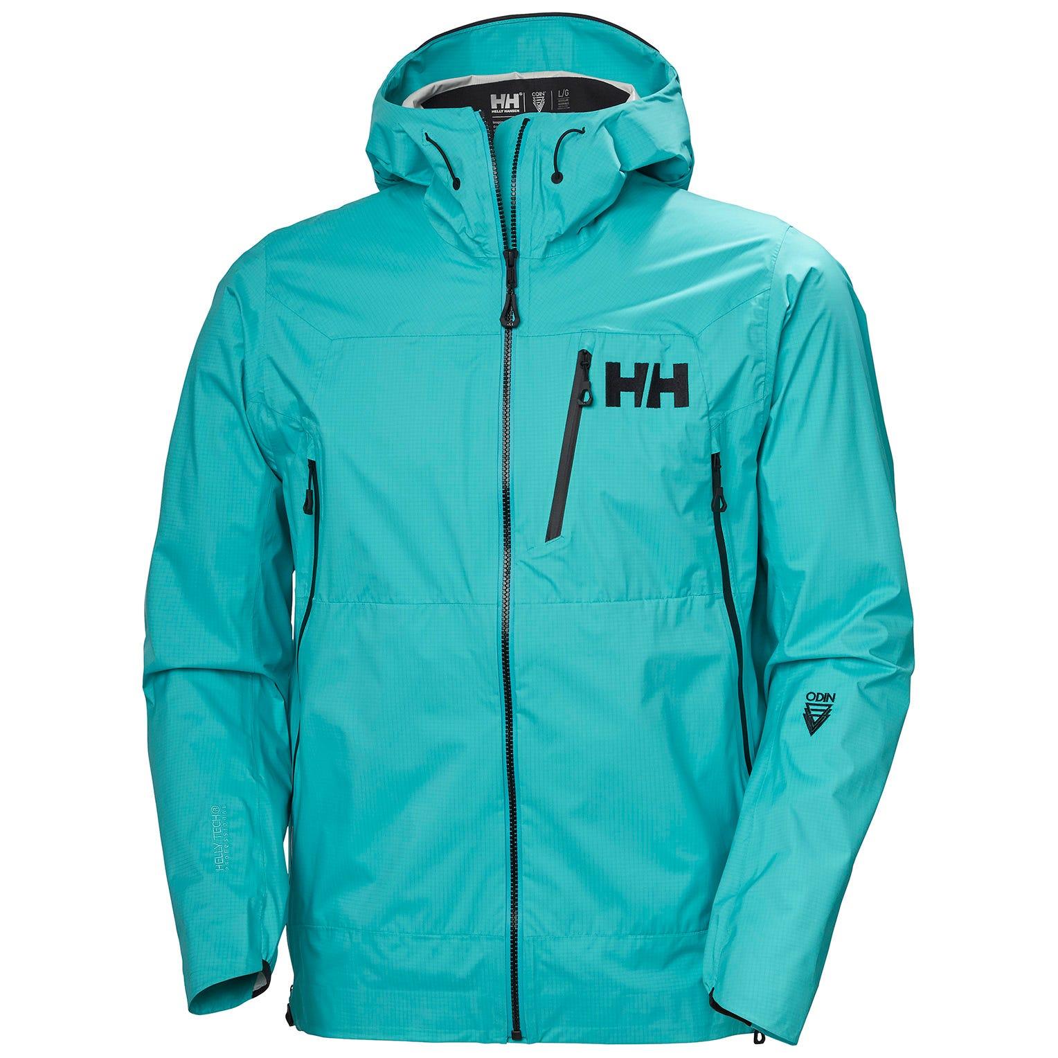 Helly Hansen Mens Odin 3d Air Shell Lightweight Jacket XL