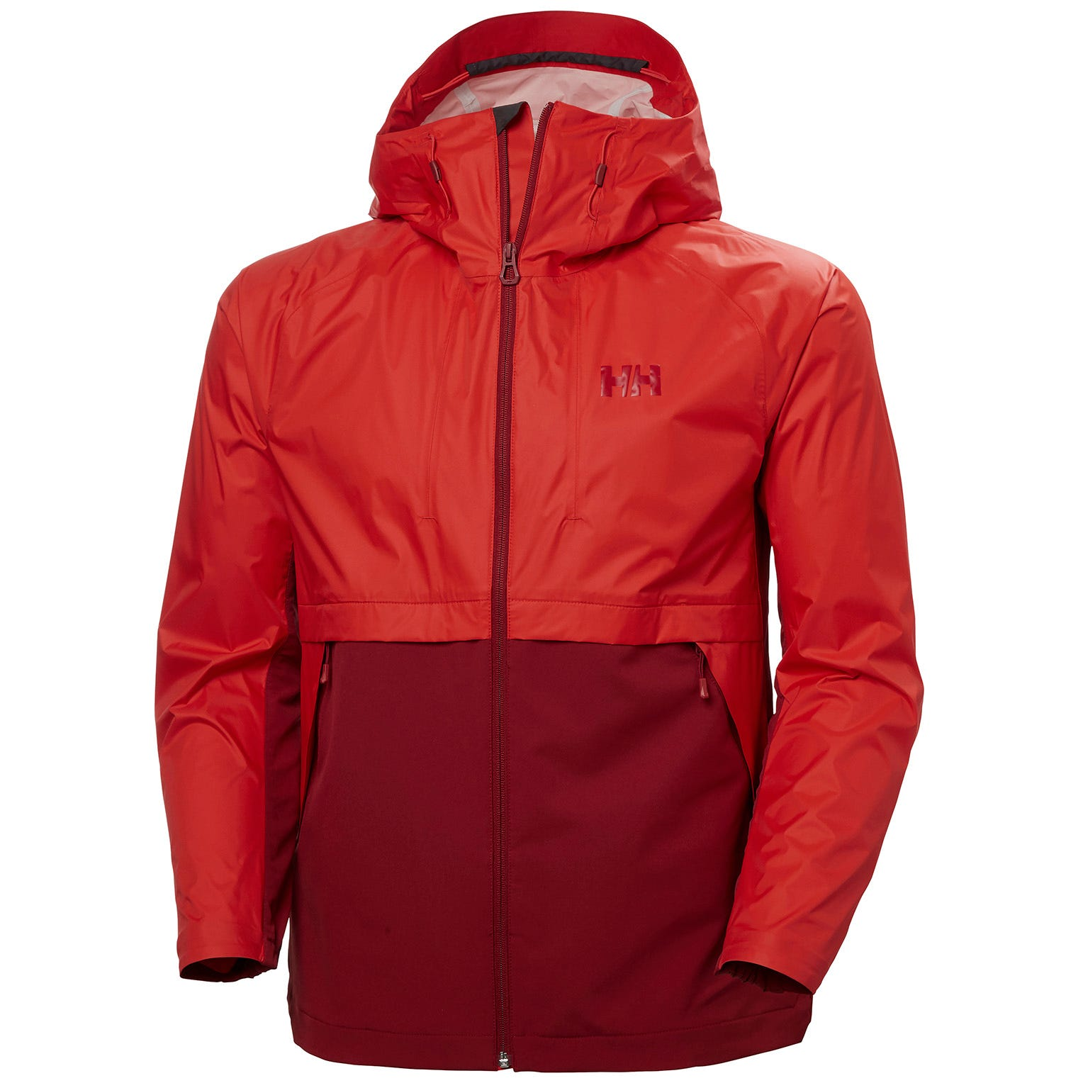 Helly Hansen Logr Jacket 2.0 Mens Hiking Red M