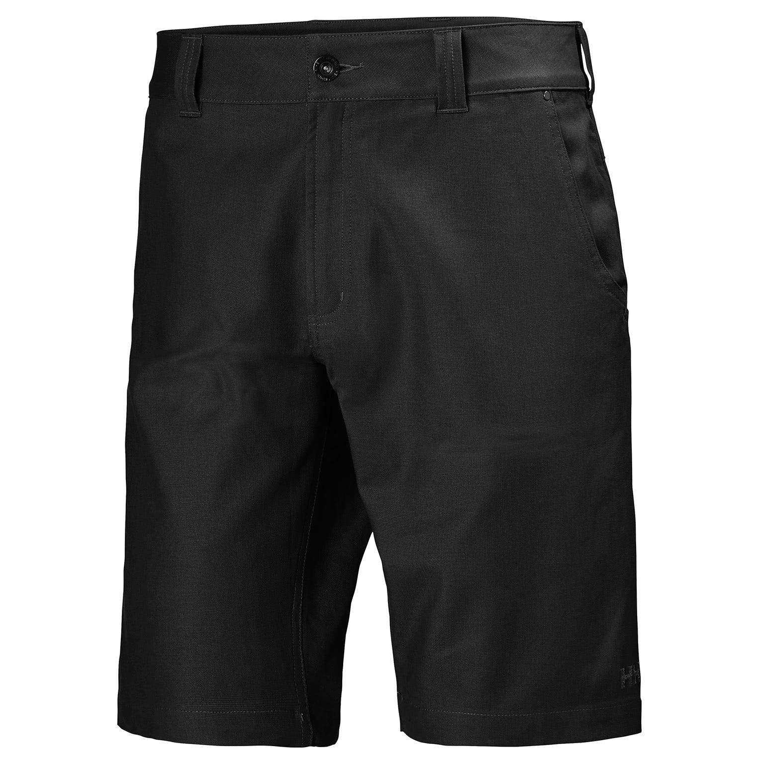 Helly Hansen Mens Essential Canvas Shorts Hiking Trouser Black S