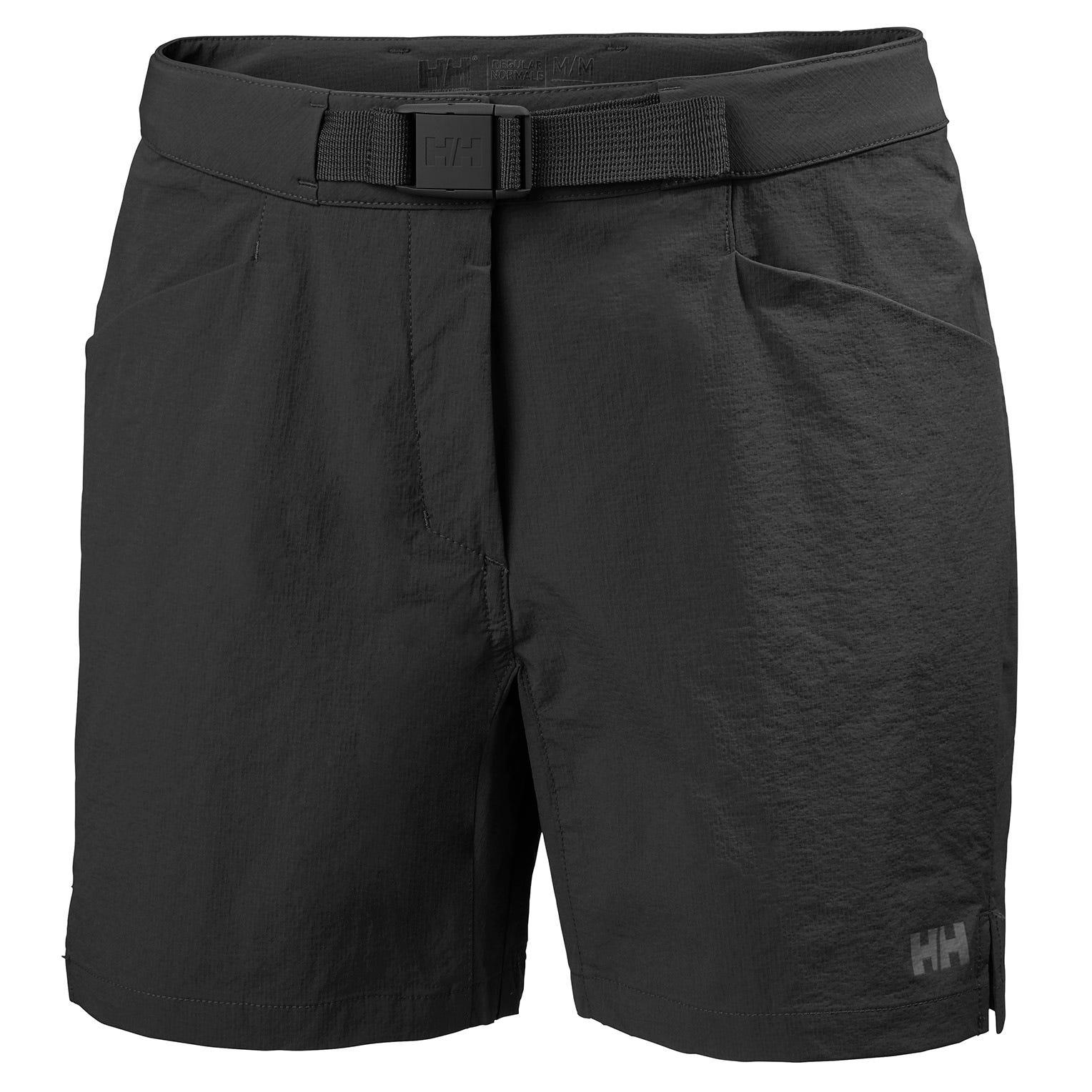 Womes Tinden Lightweight Shorts | Uk Helly Hansen Womens Hiking Trouser Black M