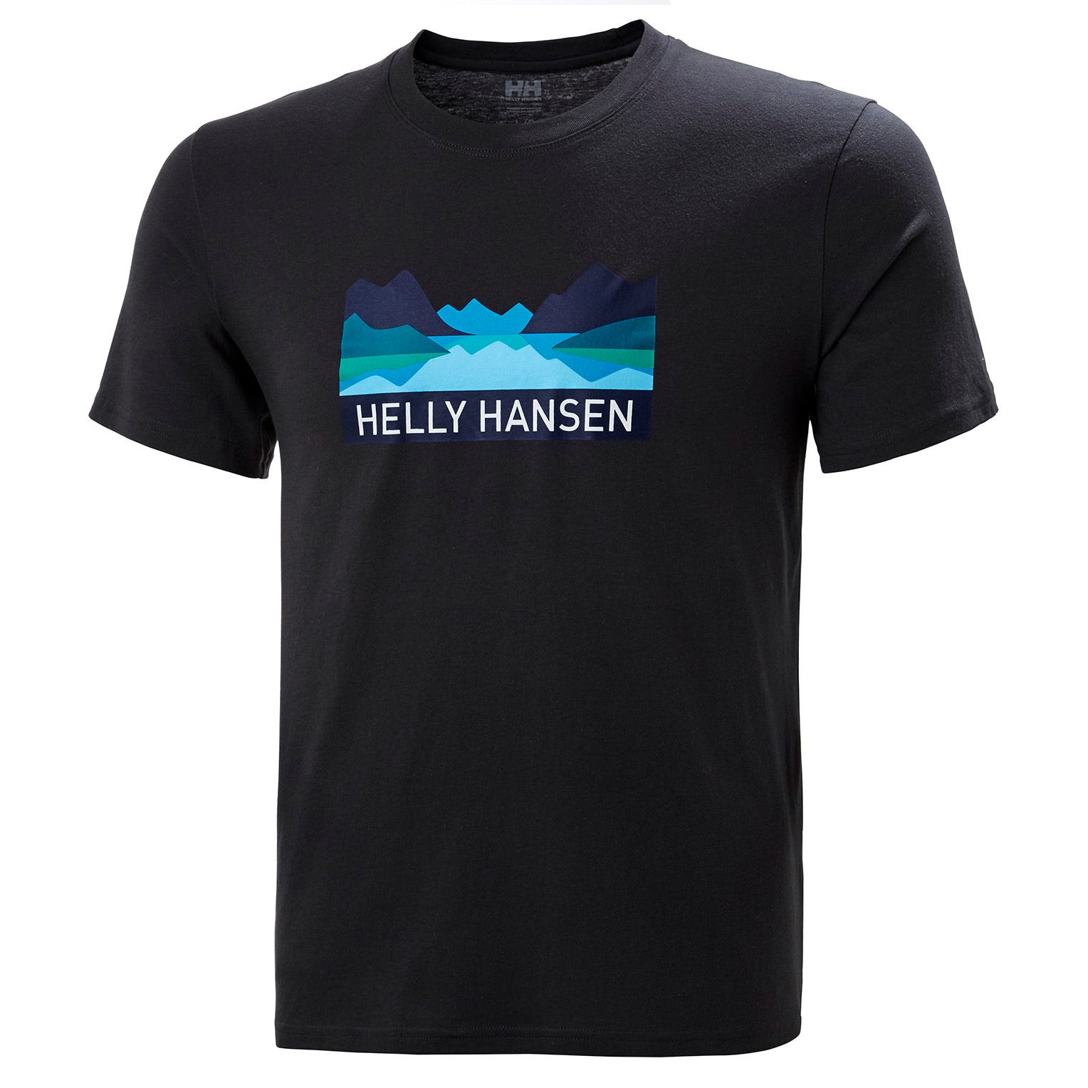 Helly Hansen Nord Graphic Tshirt   L Black