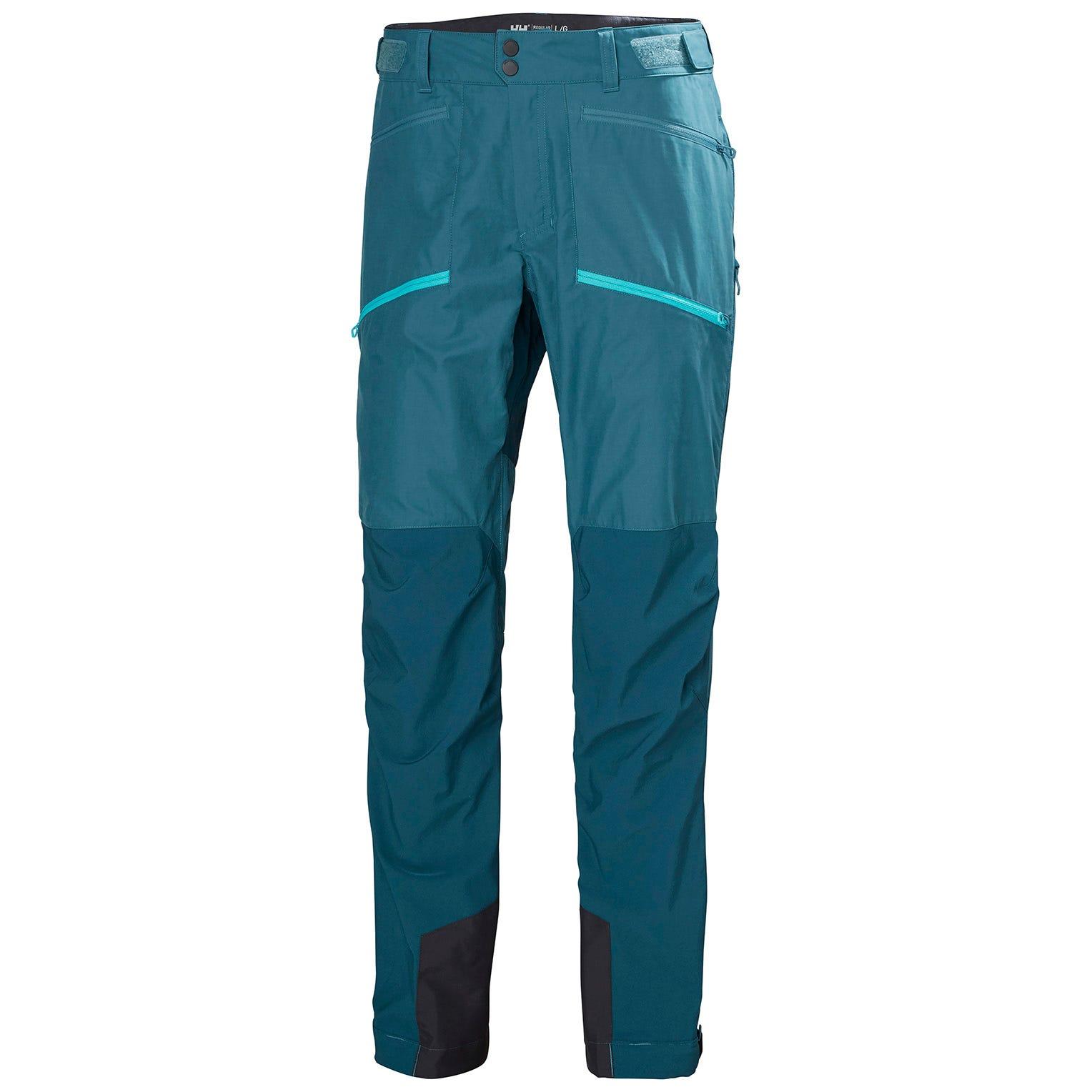 Helly Hansen Mens Verglas Tur Durable Hiking Trousers XL