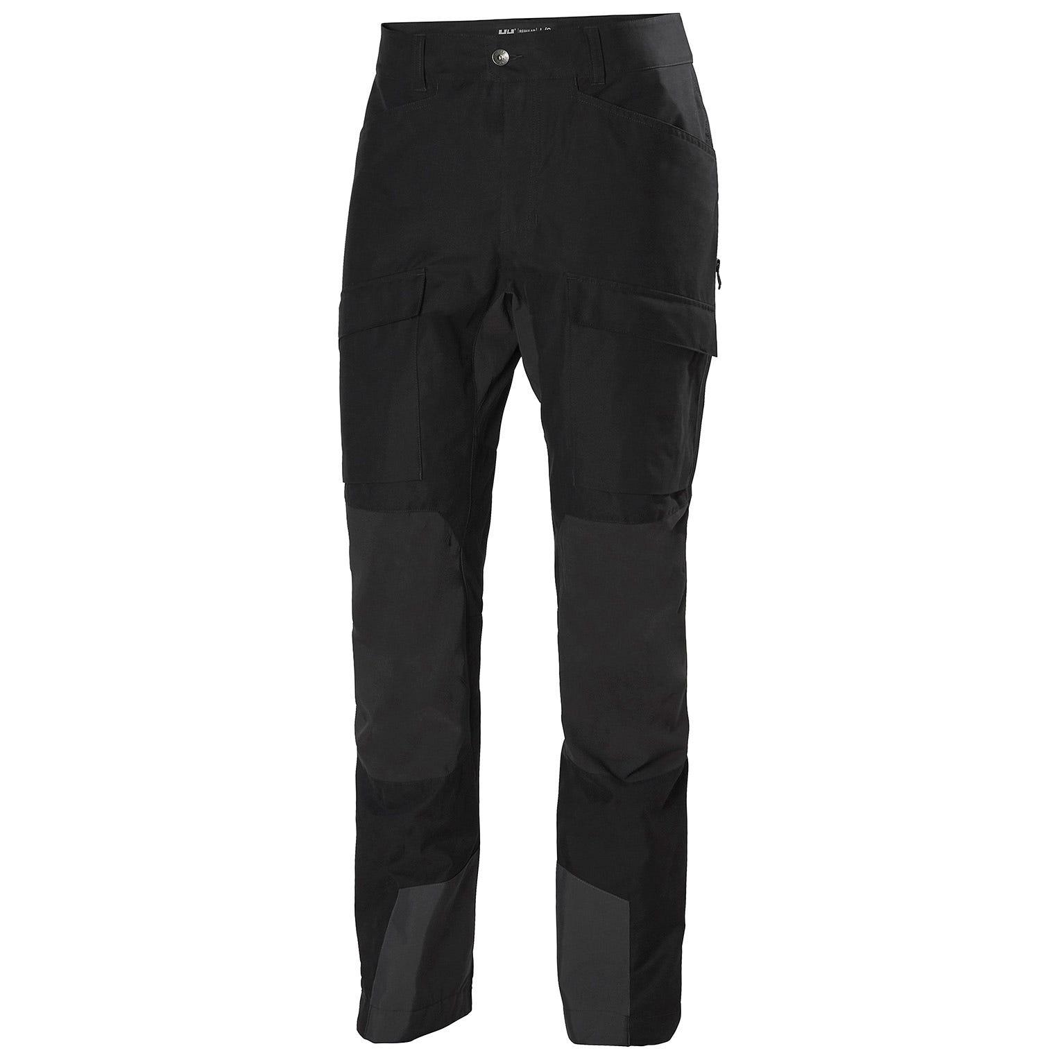 Helly Hansen Mens Veir Tur Stretch Trail Trousers L