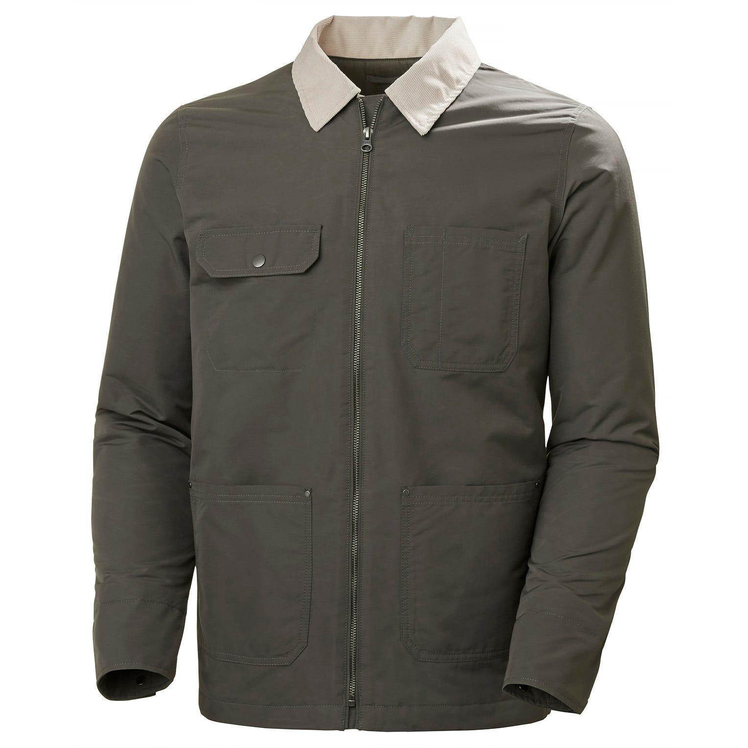 Helly Hansen Mens Meyer Lightweight Insulated Jacket Green XL