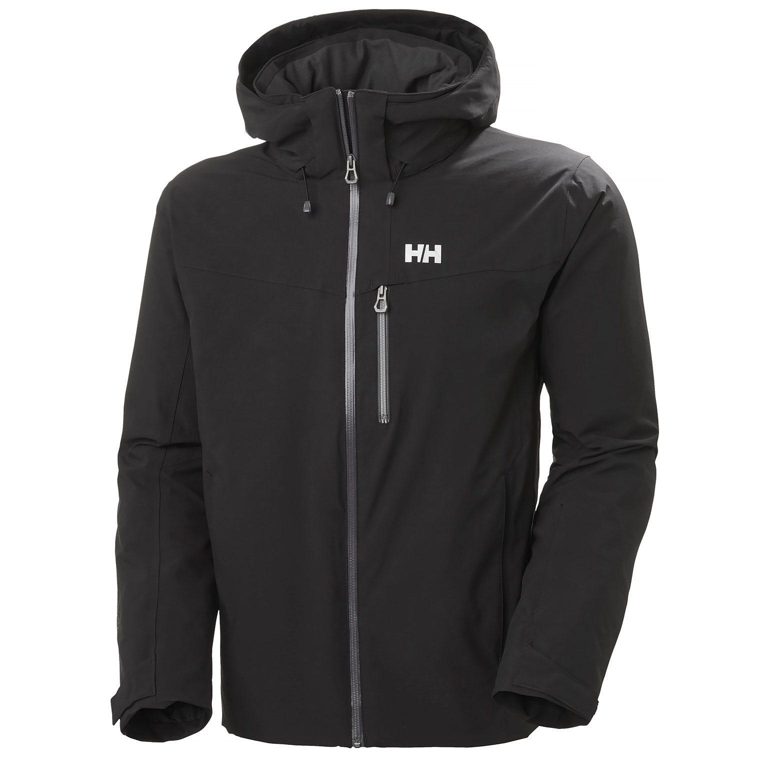 Helly Hansen Mens Swift 4.0 Waterproof Resort Ski Jacket Black S