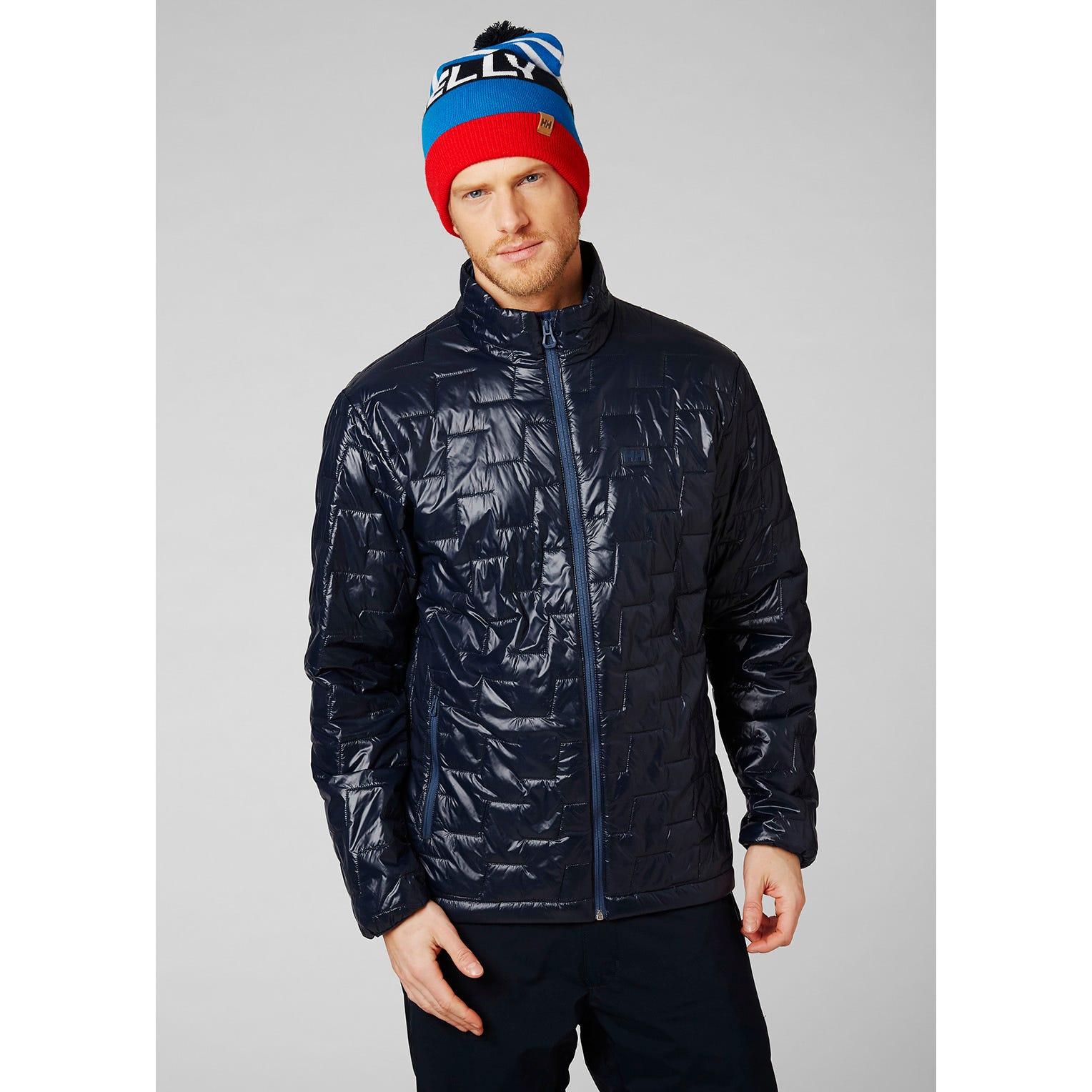 Helly Hansen Lifaloft Insulator Jacket Mens Hiking Navy XXL