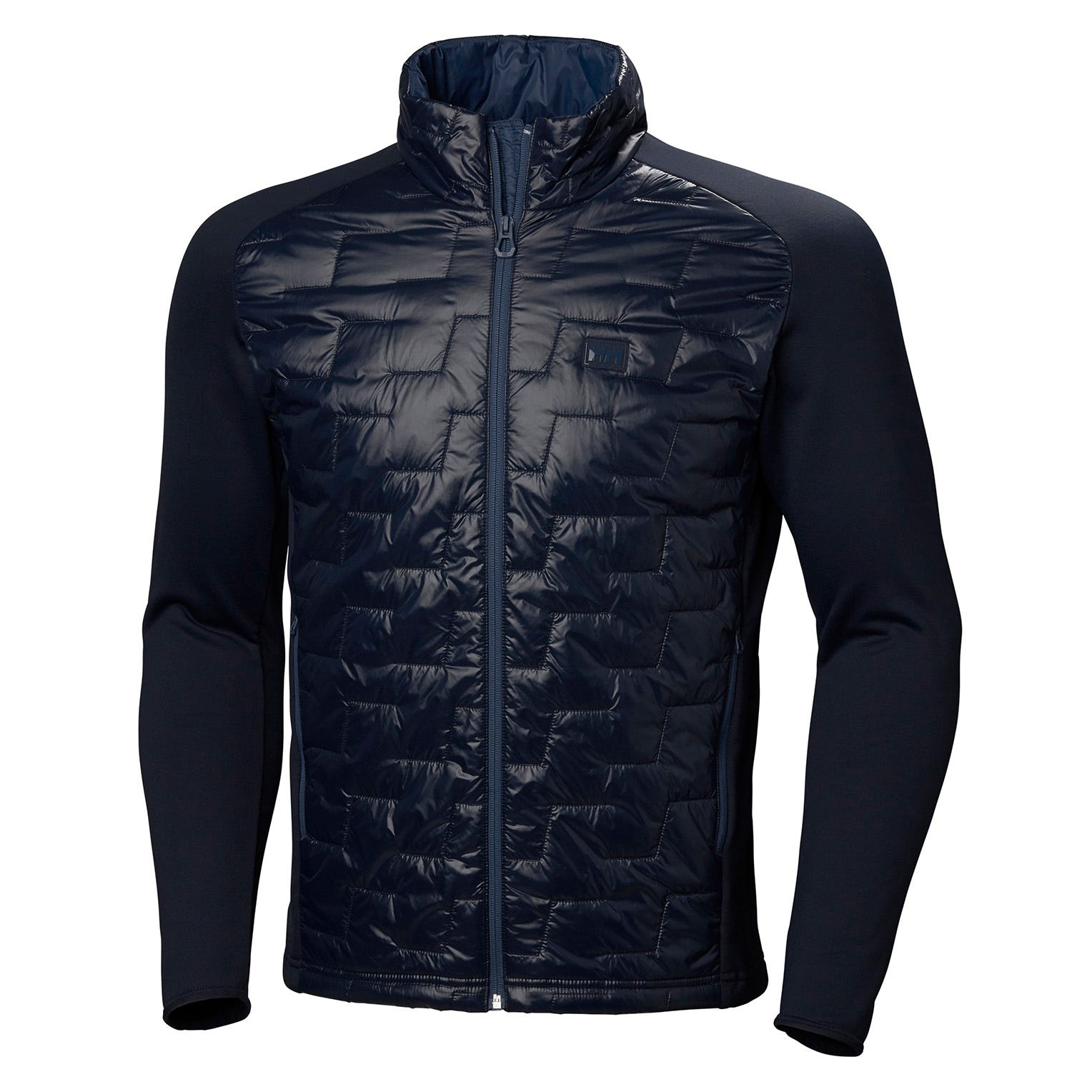 Helly Hansen Lifaloft Hybrid Insulator Jacket Mens Hiking Navy XXL