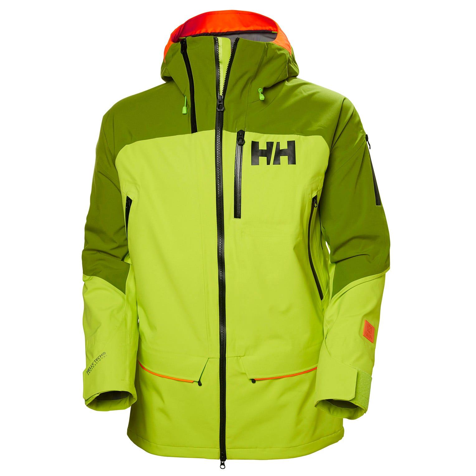 Mens Ridge Shell 2.0 Jacket | Uk Helly Hansen Mens Green XL