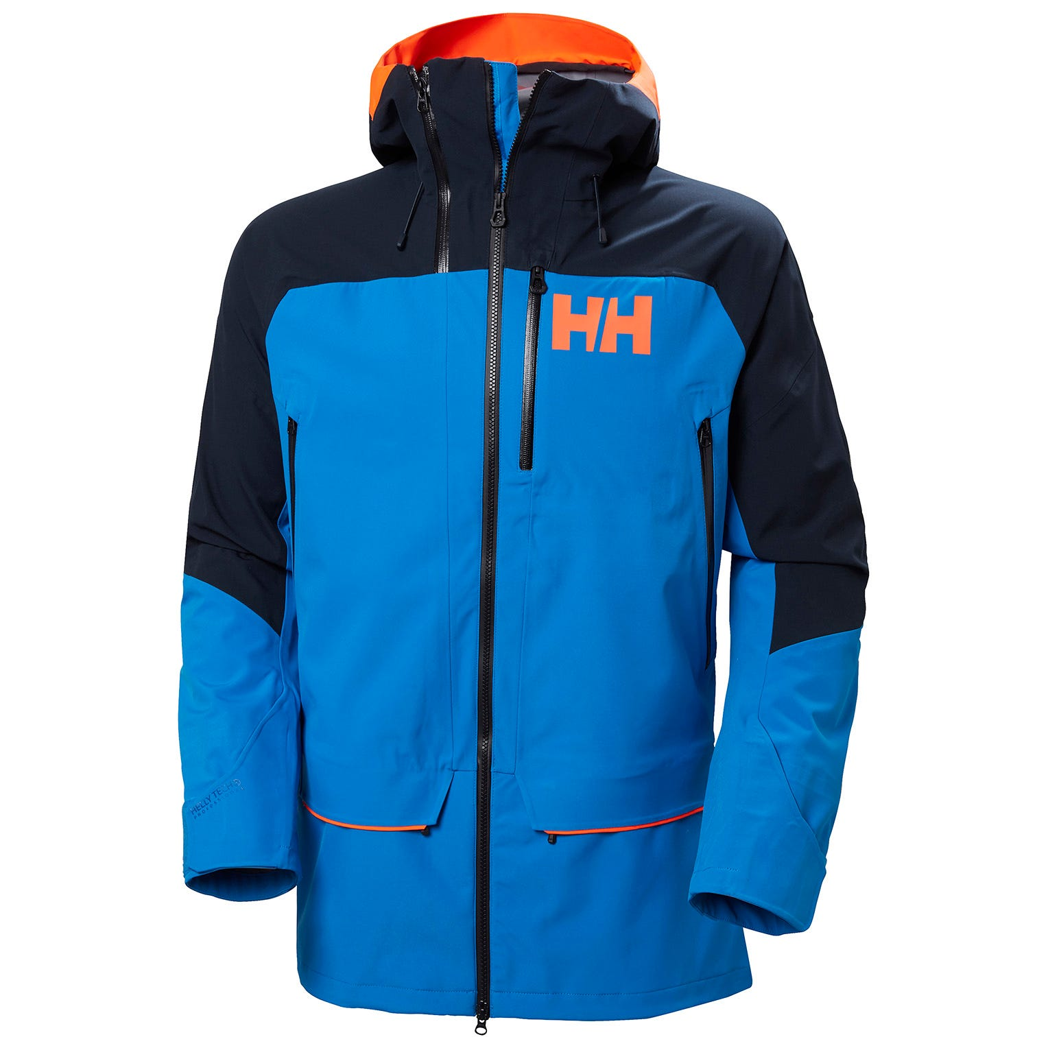 Mens Ridge Shell 2.0 Jacket | Uk Helly Hansen Mens Blue M