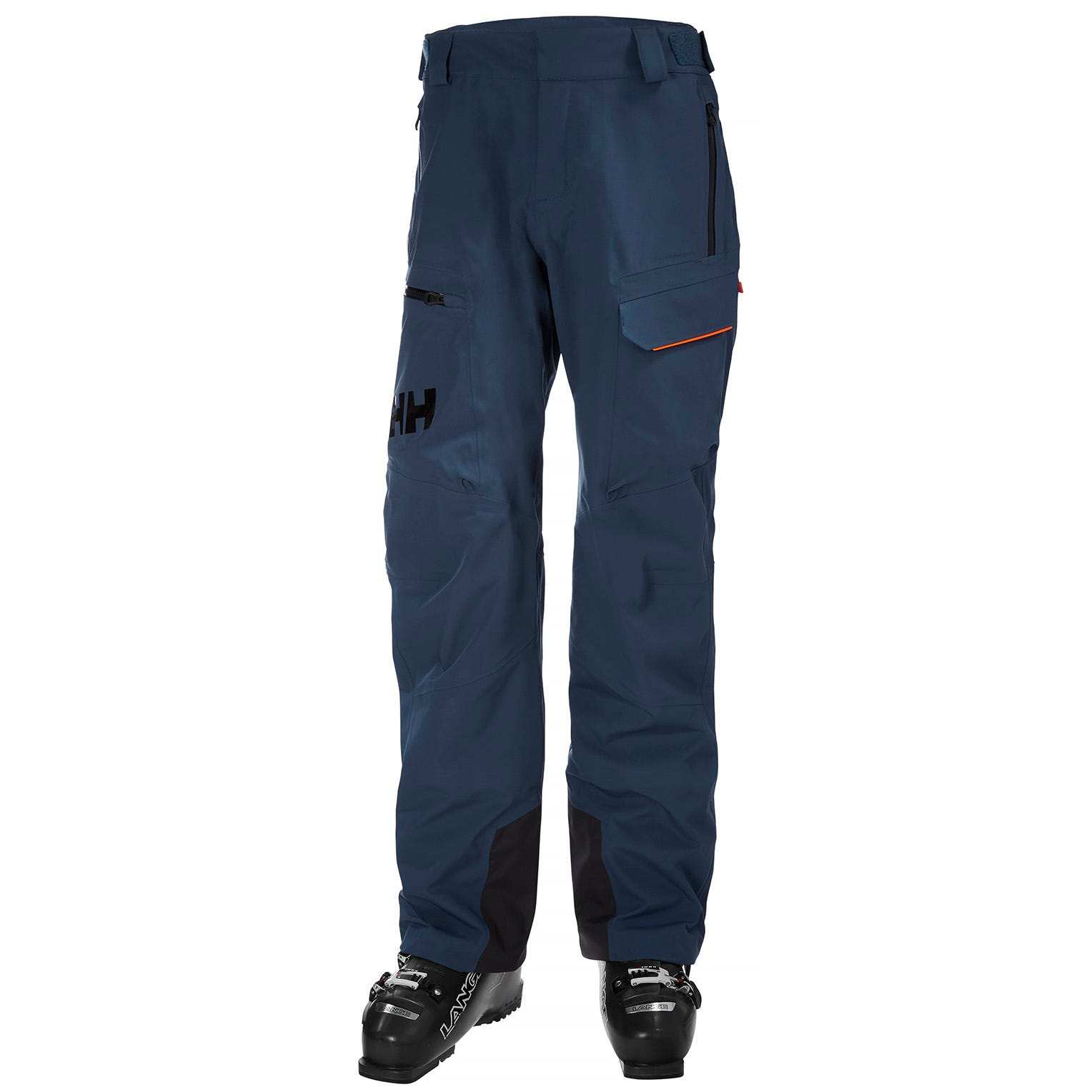 Mens Ridge Shell Durable Ski Trousers | Uk Helly Hansen Mens Trouser Navy XXL